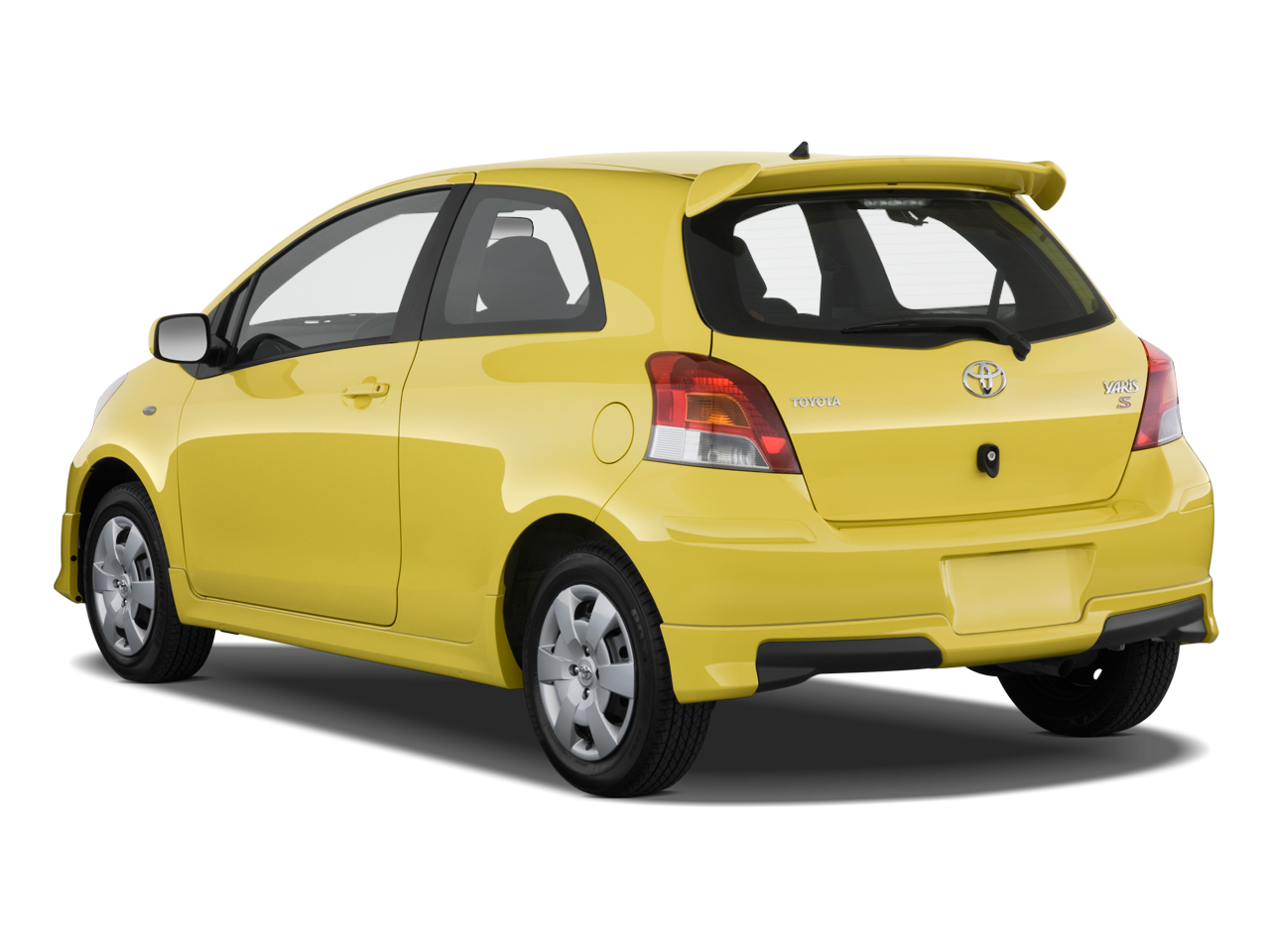 2009 toyota yaris pricing announced. Black Bedroom Furniture Sets. Home Design Ideas
