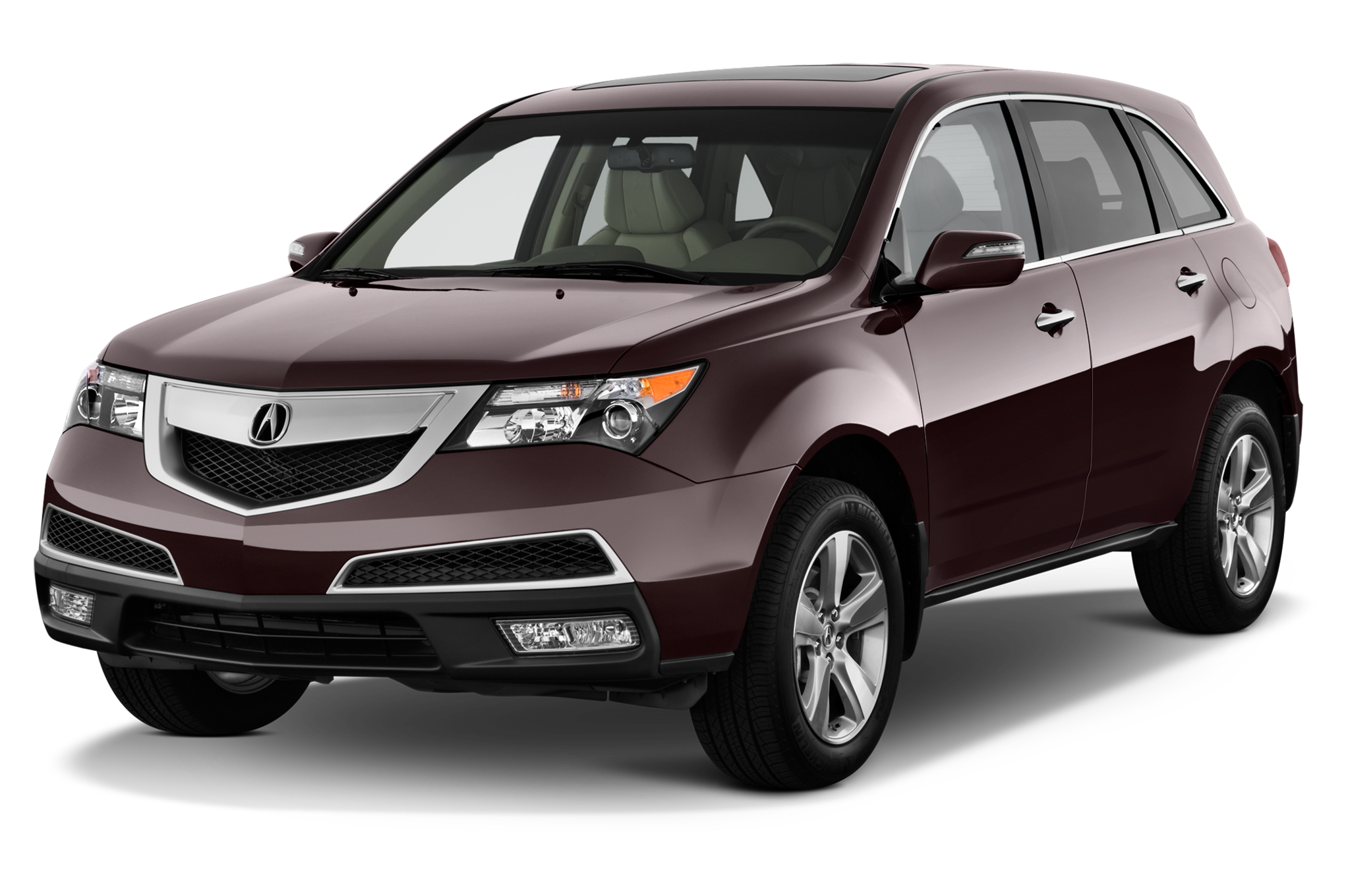2010 Acura MDX - Acura Luxury Crossover SUV Review ...