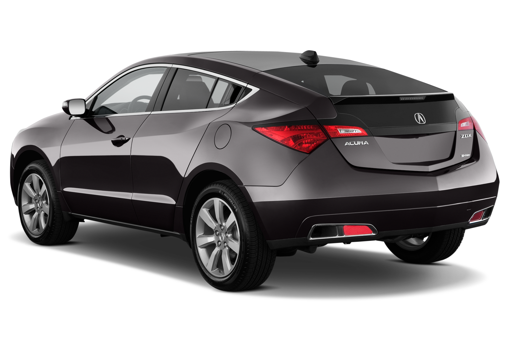 2010 Acura Zdx Crossover Revealed