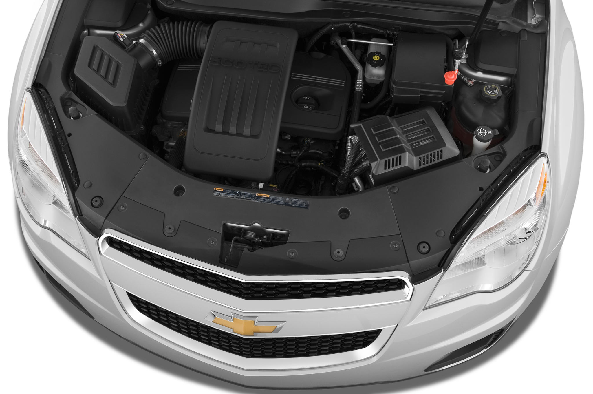 Chevy Traverse Mpg >> 2010 Chevy Equinox LTZ AWD - Chevrolet Crossover SUV Review - Automobile Magazine