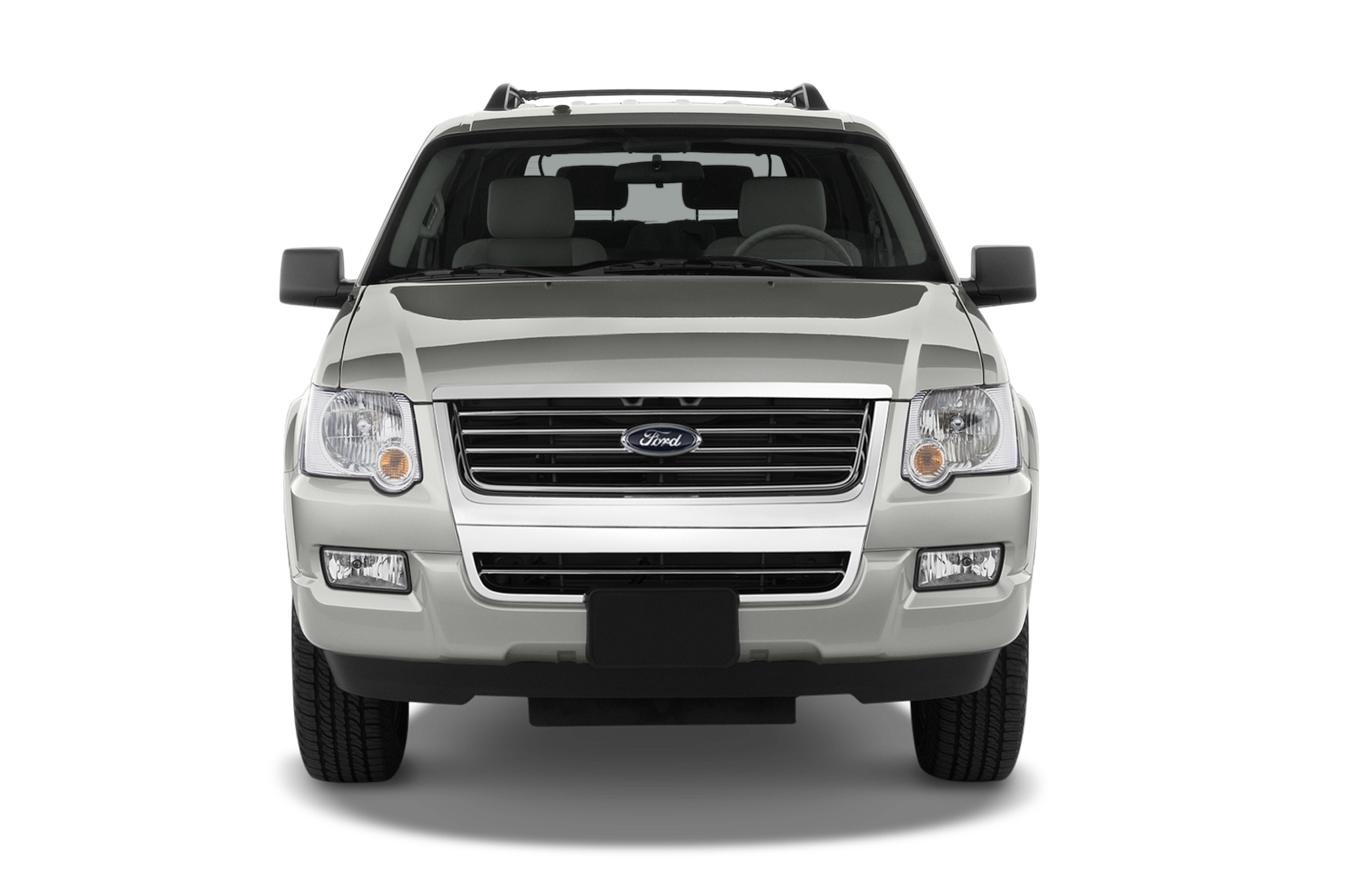 2011 Ford Explorer Will Offer Inflatable Seatbelts To Rear Seat Passengers
