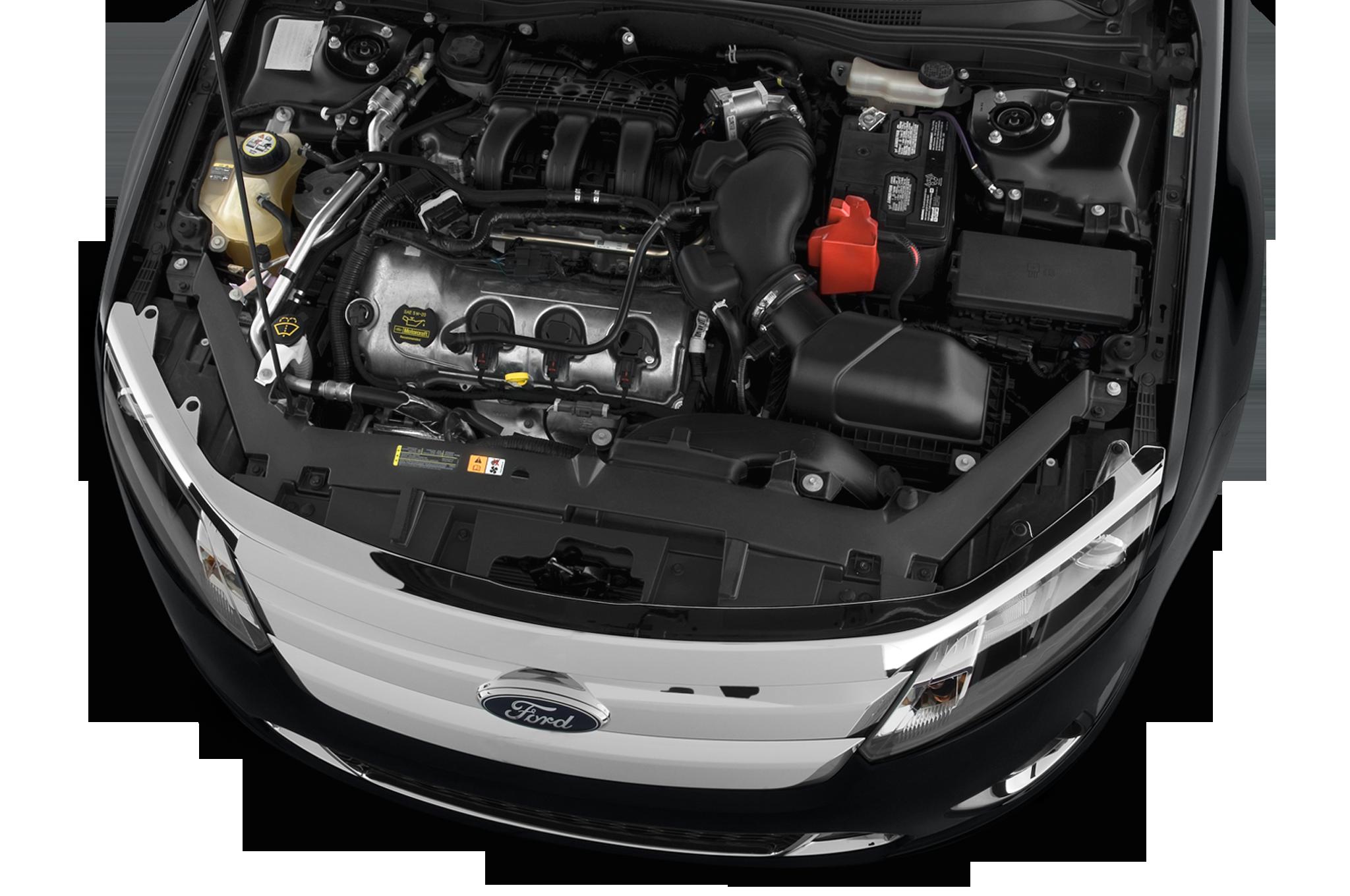 2010 Ford Fusion 2008 LA Auto Show Coverage New Car Reviews