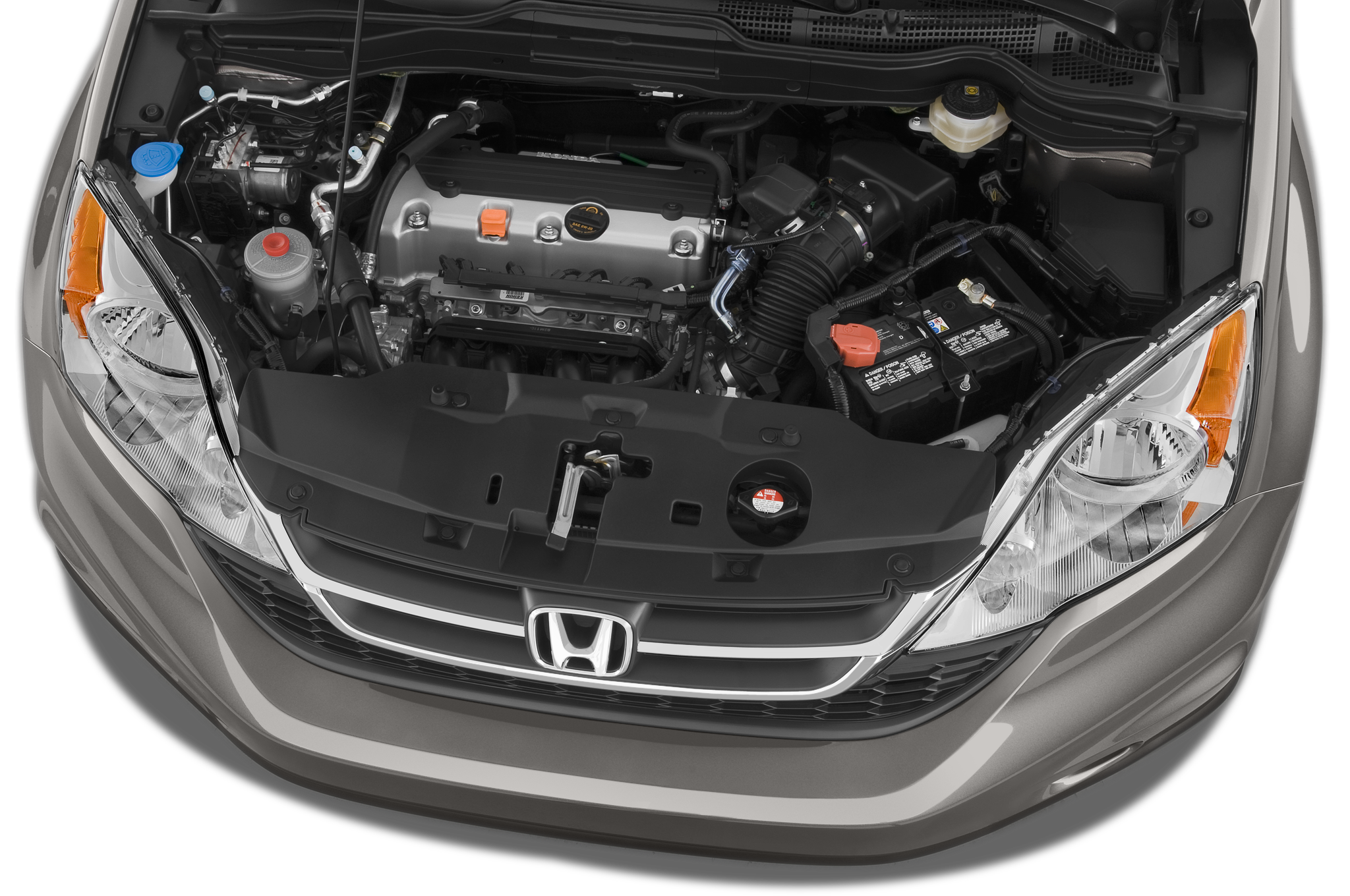 2010 Honda Cr V Gains More Power Mild Facelift