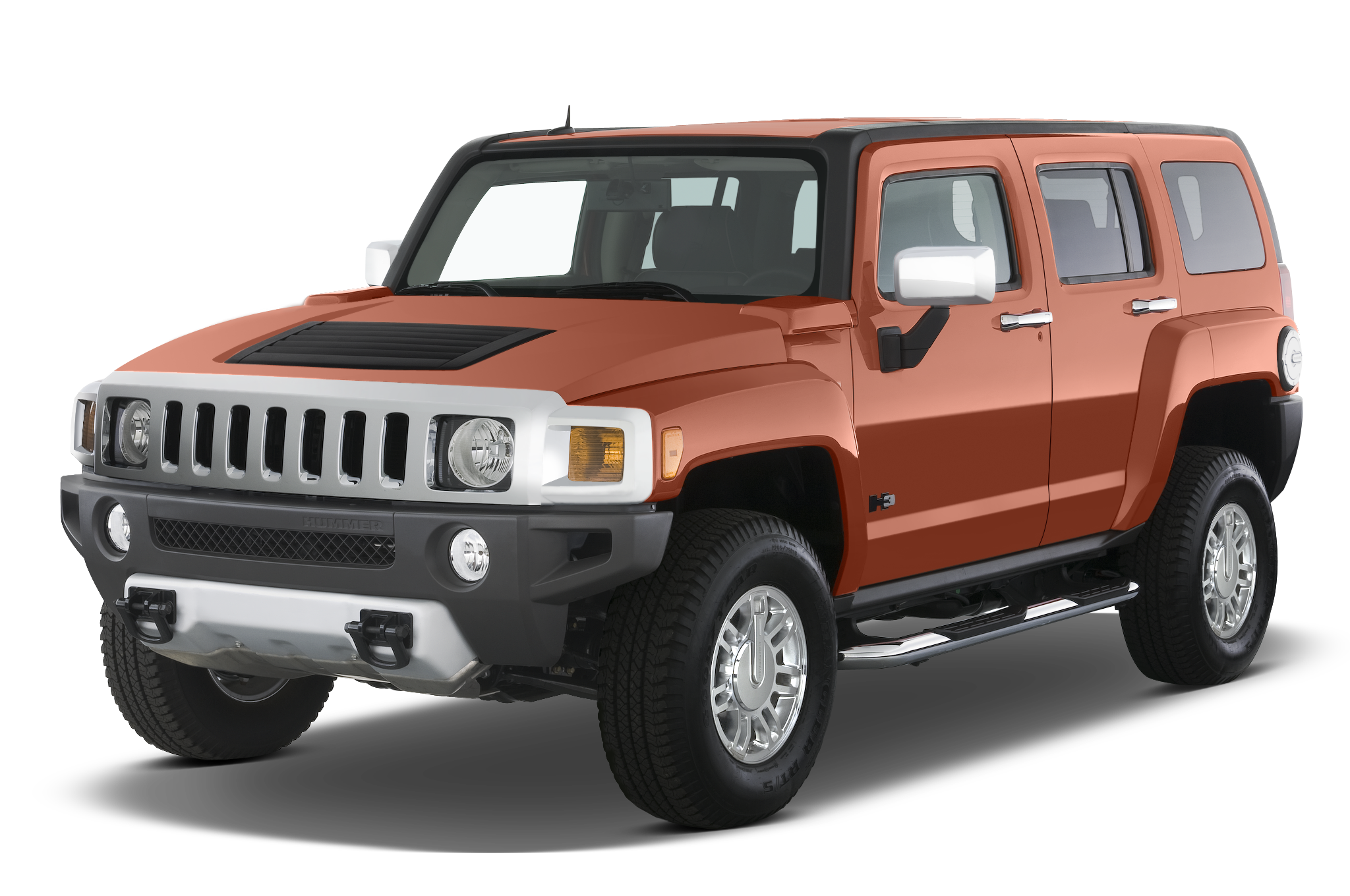 loose hood trim causes gm to recall 198 000 hummer h3 and. Black Bedroom Furniture Sets. Home Design Ideas