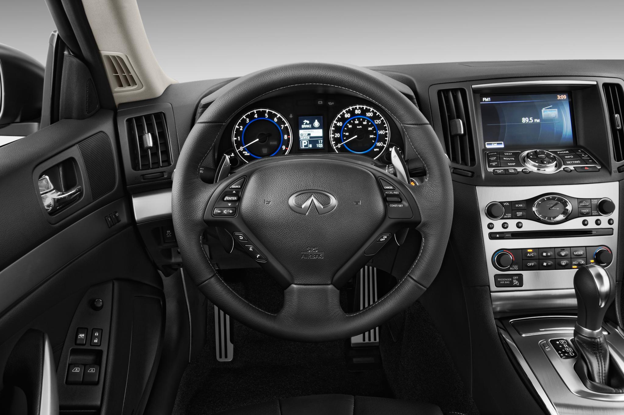 2010 Infiniti G37 Convertible Infiniti Luxury