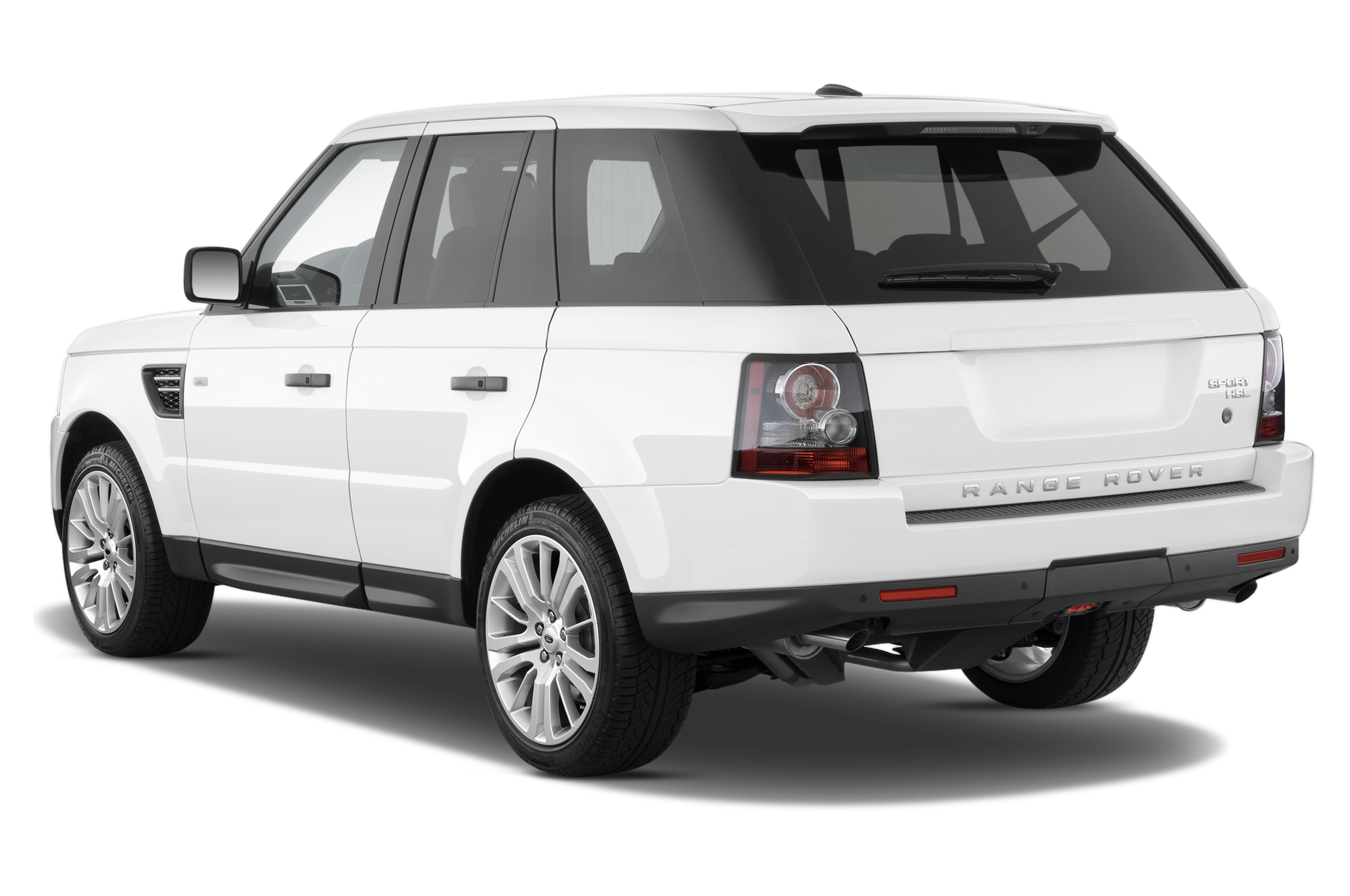 2010 Land Rover Range Rover Sport Supercharged Land