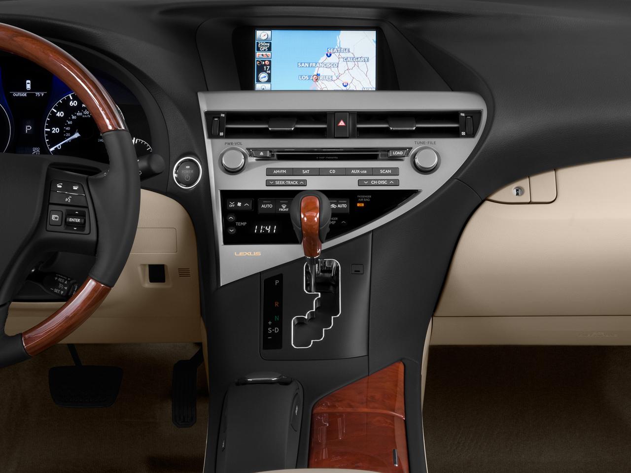 2010 Lexus RX350 - Lexus Luxury Crossover SUV Review ...