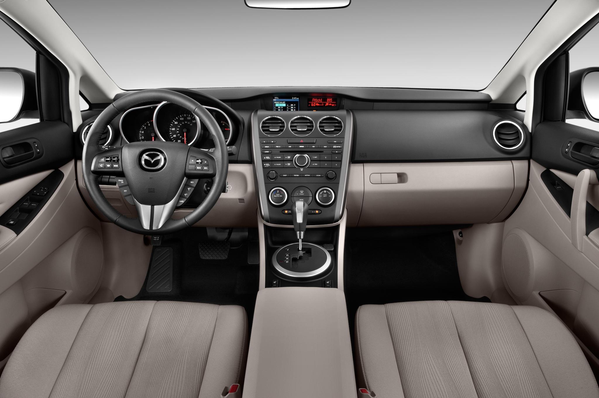 2010 Mazda CX7 i SV - Mazda Crossover SUV Review ...