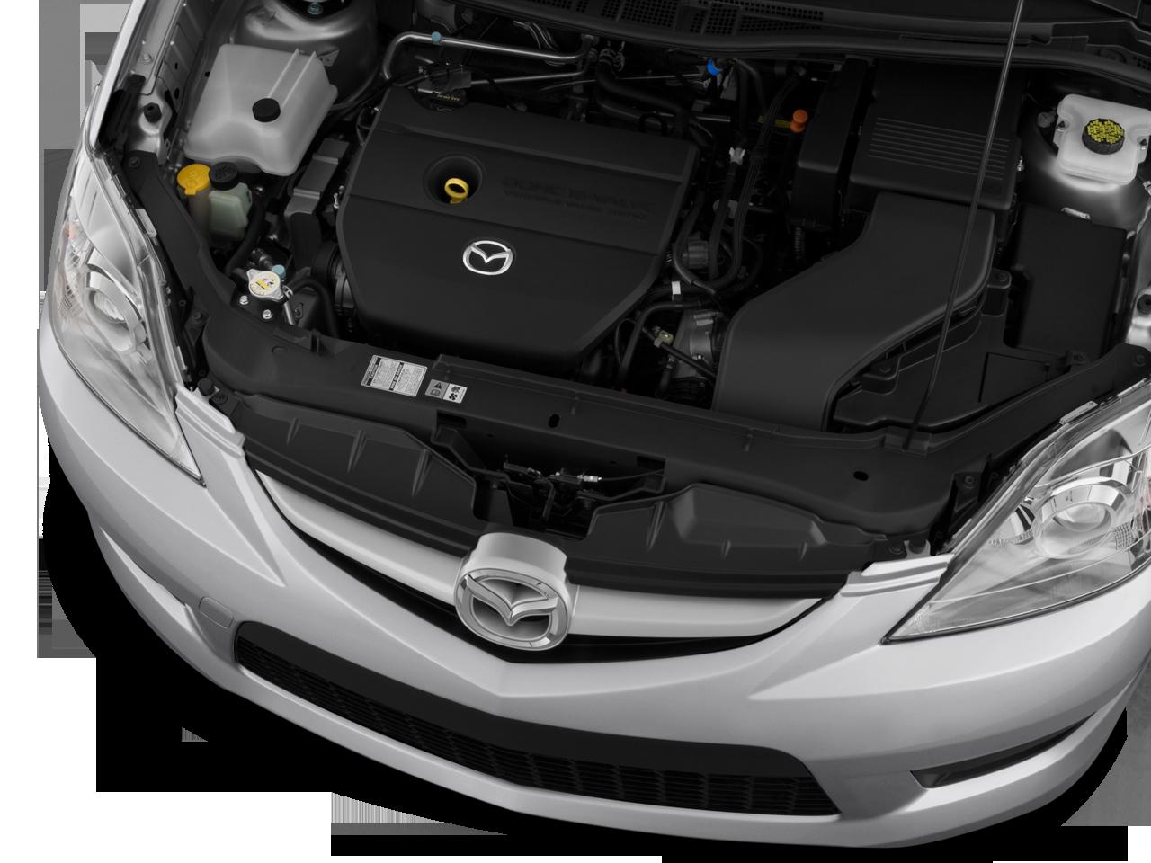 2010 Mazda5 Touring Mazda Minivan Review Automobile