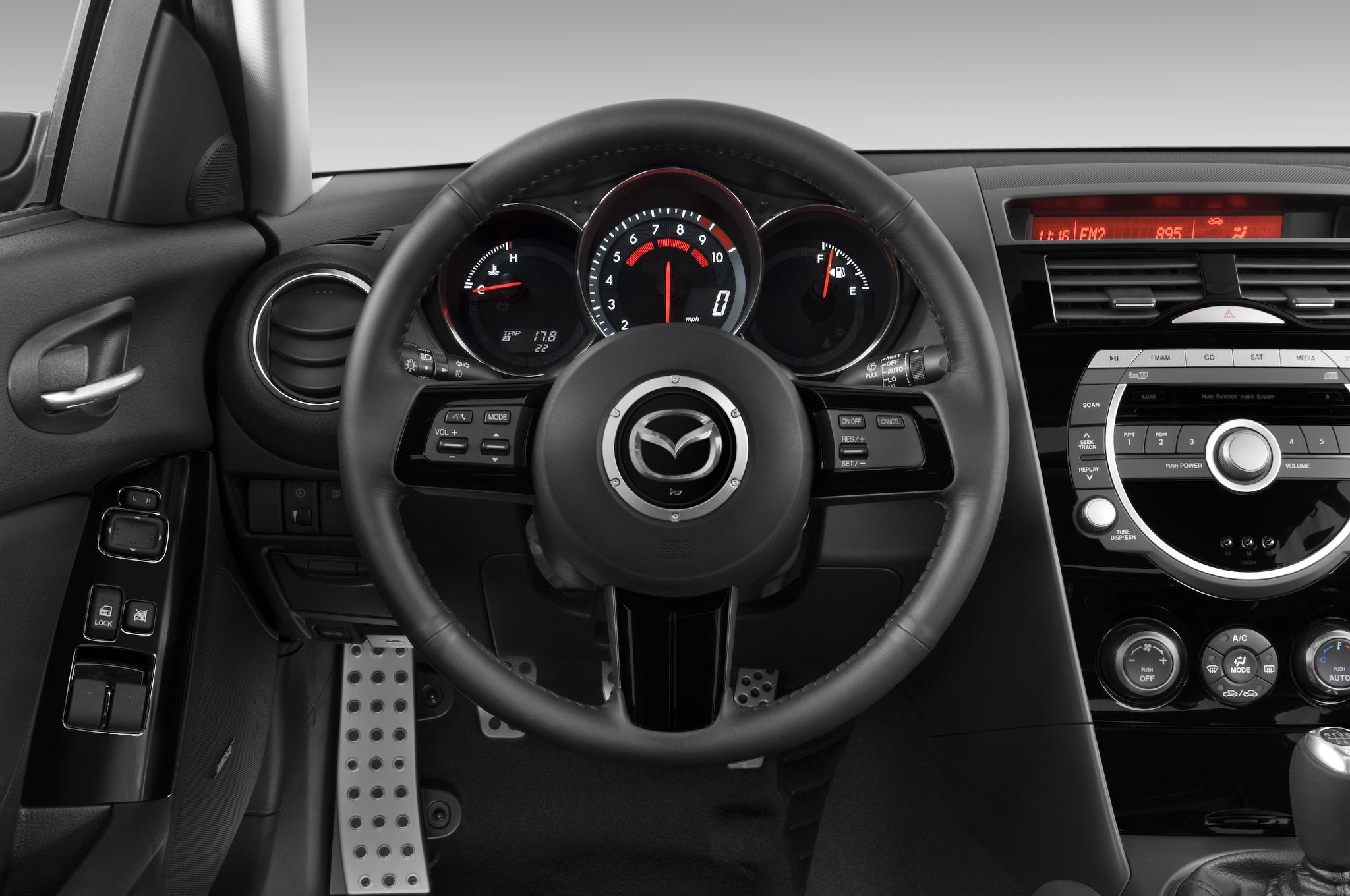 2010 mazda rx-8 r3 - mazda sport coupe review - automobile magazine