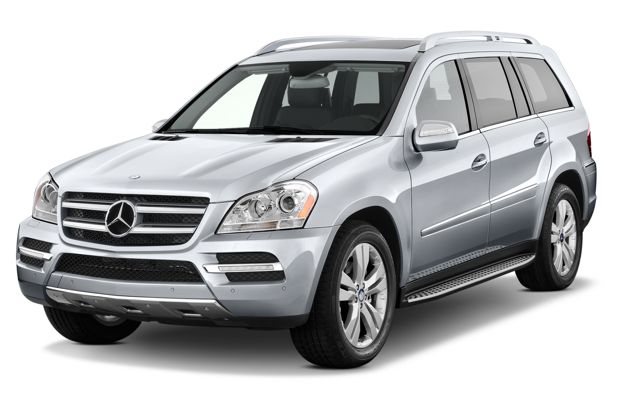First look 2010 mercedes benz gl class 2009 new york for 2010 mercedes benz gl class