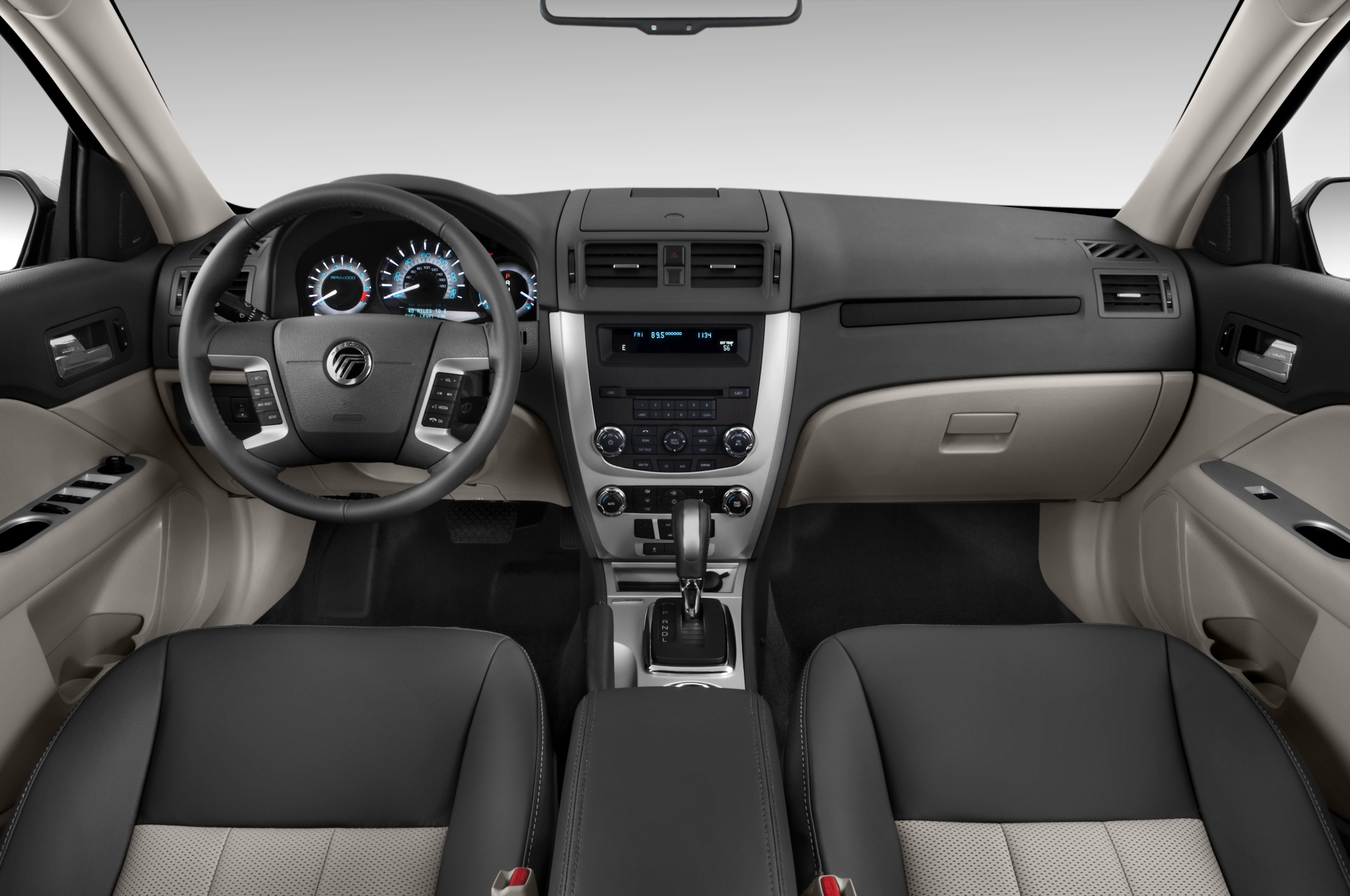 mercury milan hybrid mercury hybrid sedan review automobile magazine