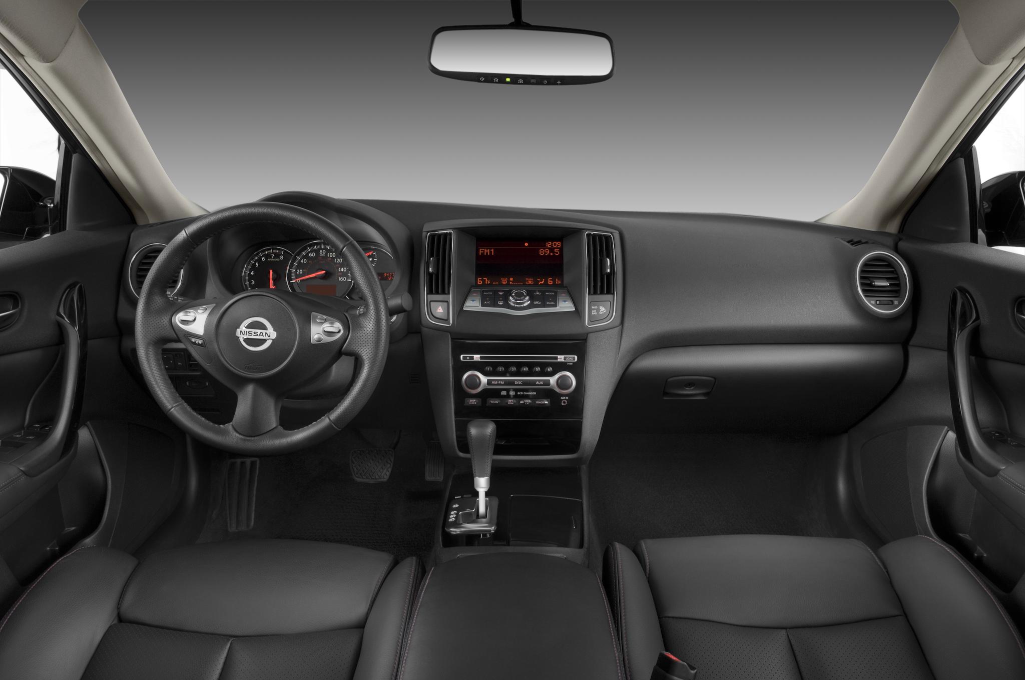 2010 Nissan Maxima 3 5 Sv Automobile Magazine