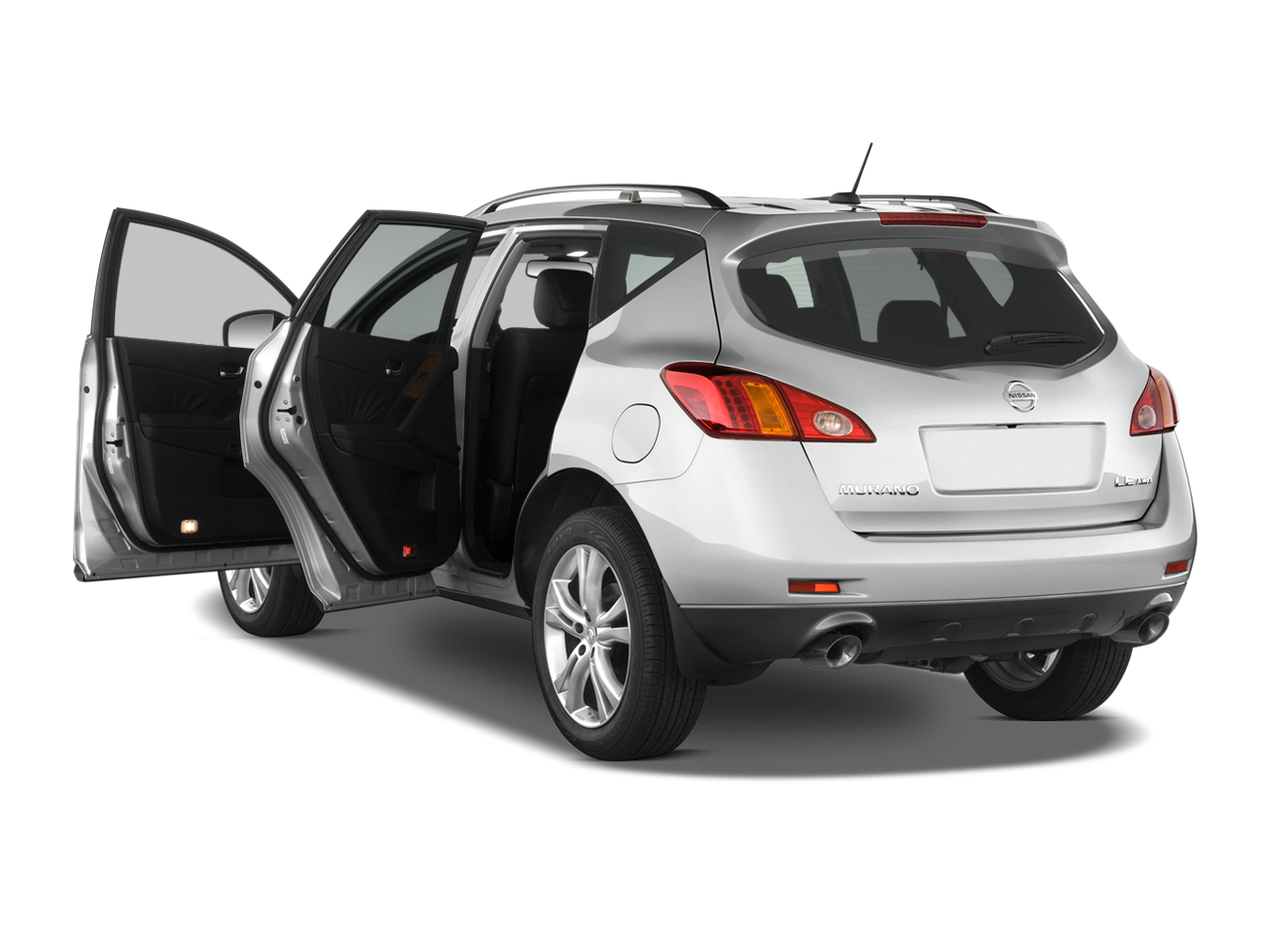 2010 Nissan Murano Sl Awd Editors Notebook Review