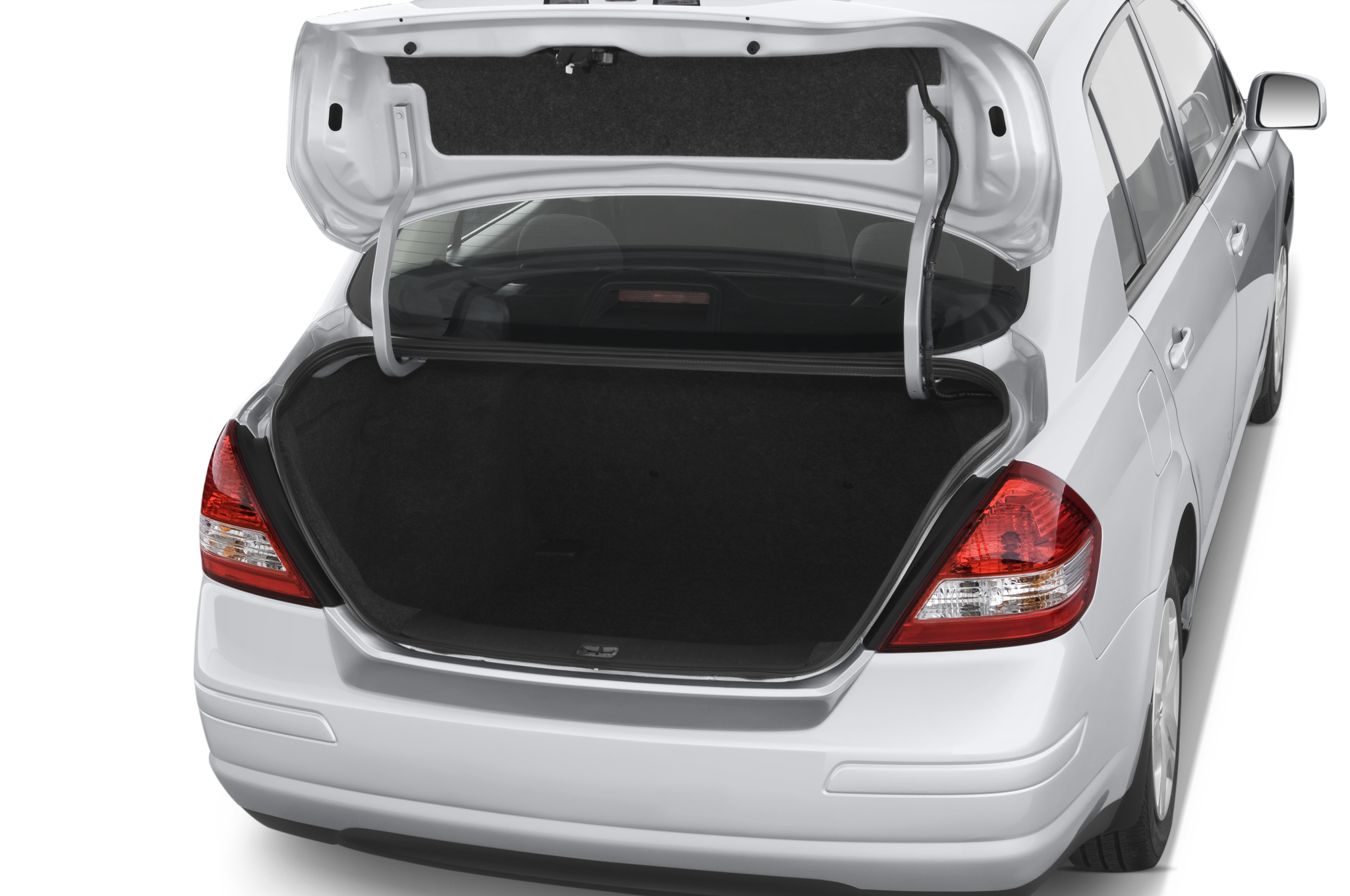 Nissan Versa 2017 Trunk Space | Best new cars for 2018