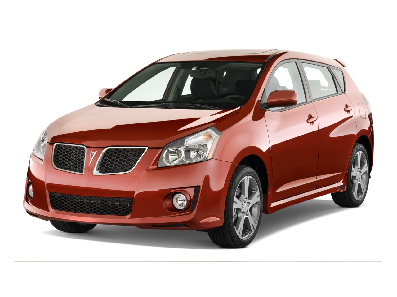 Gm Responds To Toyota S Pontiac Vibe Recall