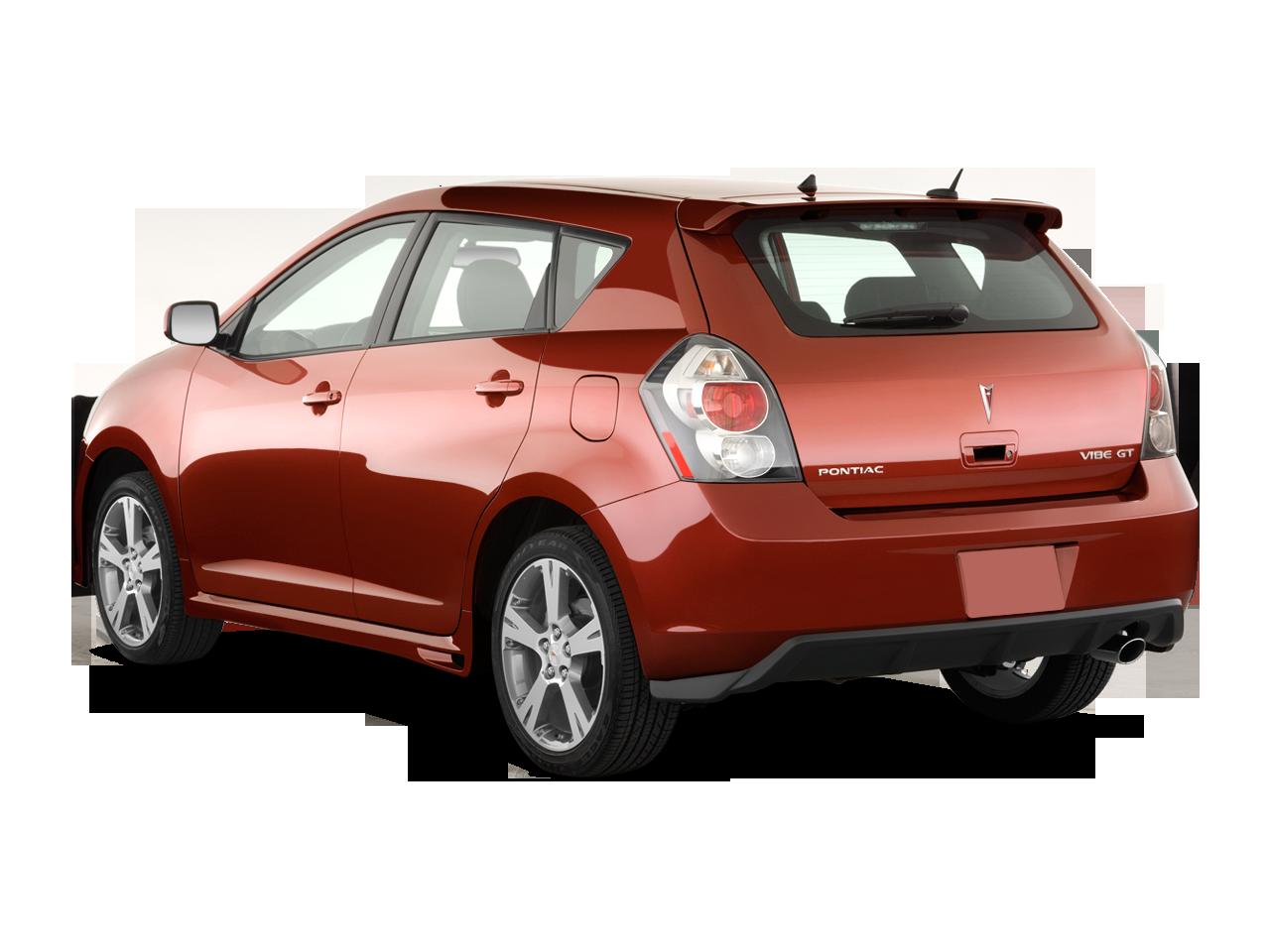 Pontiac Vibe Gt Wagon Angular Rear