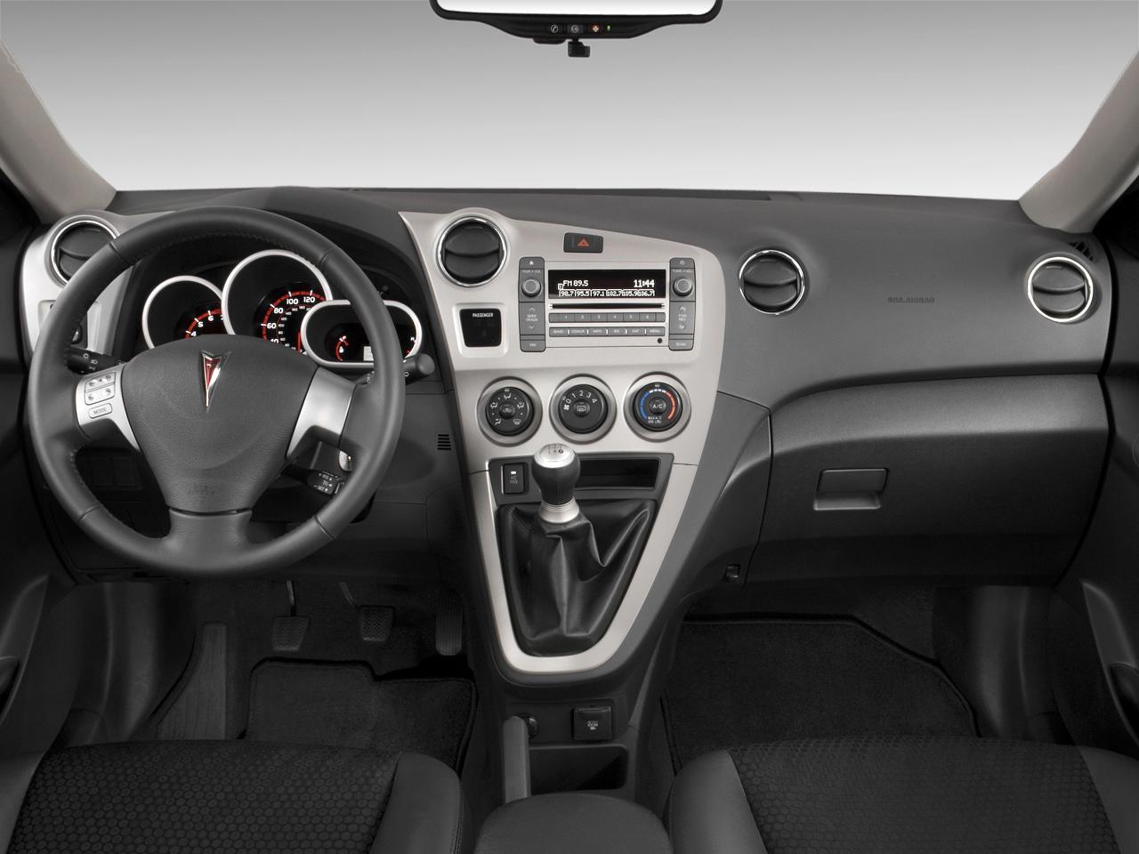 Pontiac Vibe Gt Wagon Dashboard