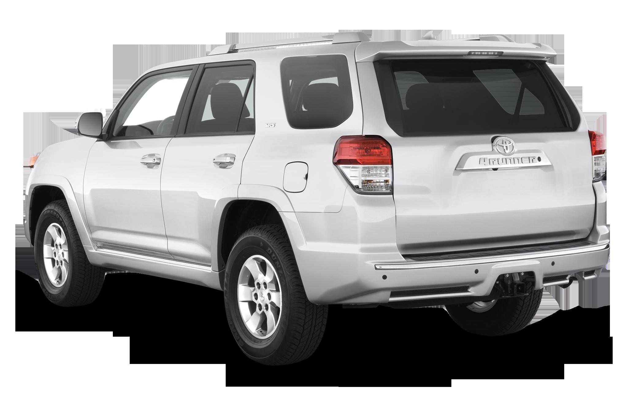 Toyota Toyota Midsize Suv Automobile Magazine