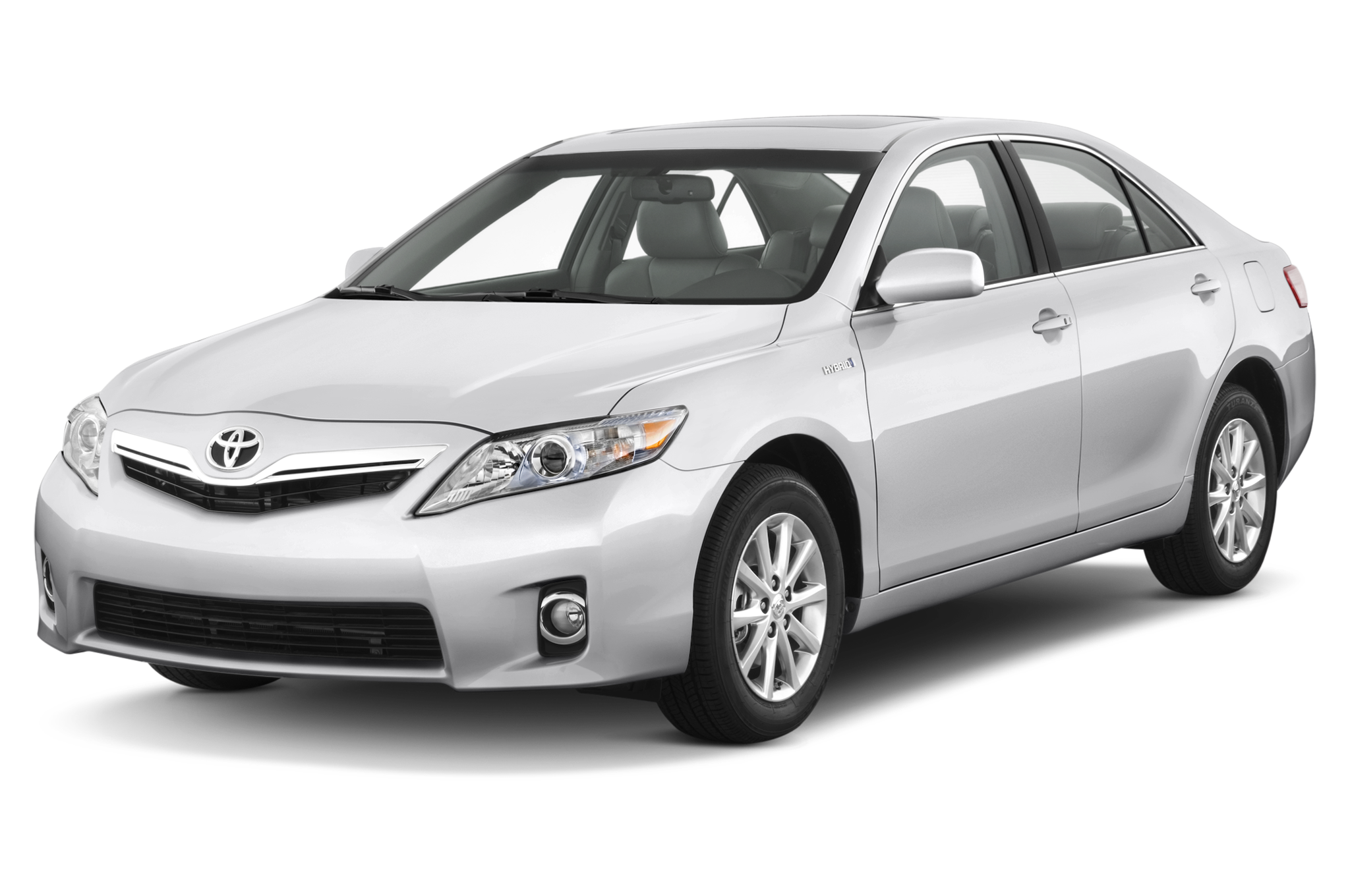 Toyota Hybrid Sedan Review