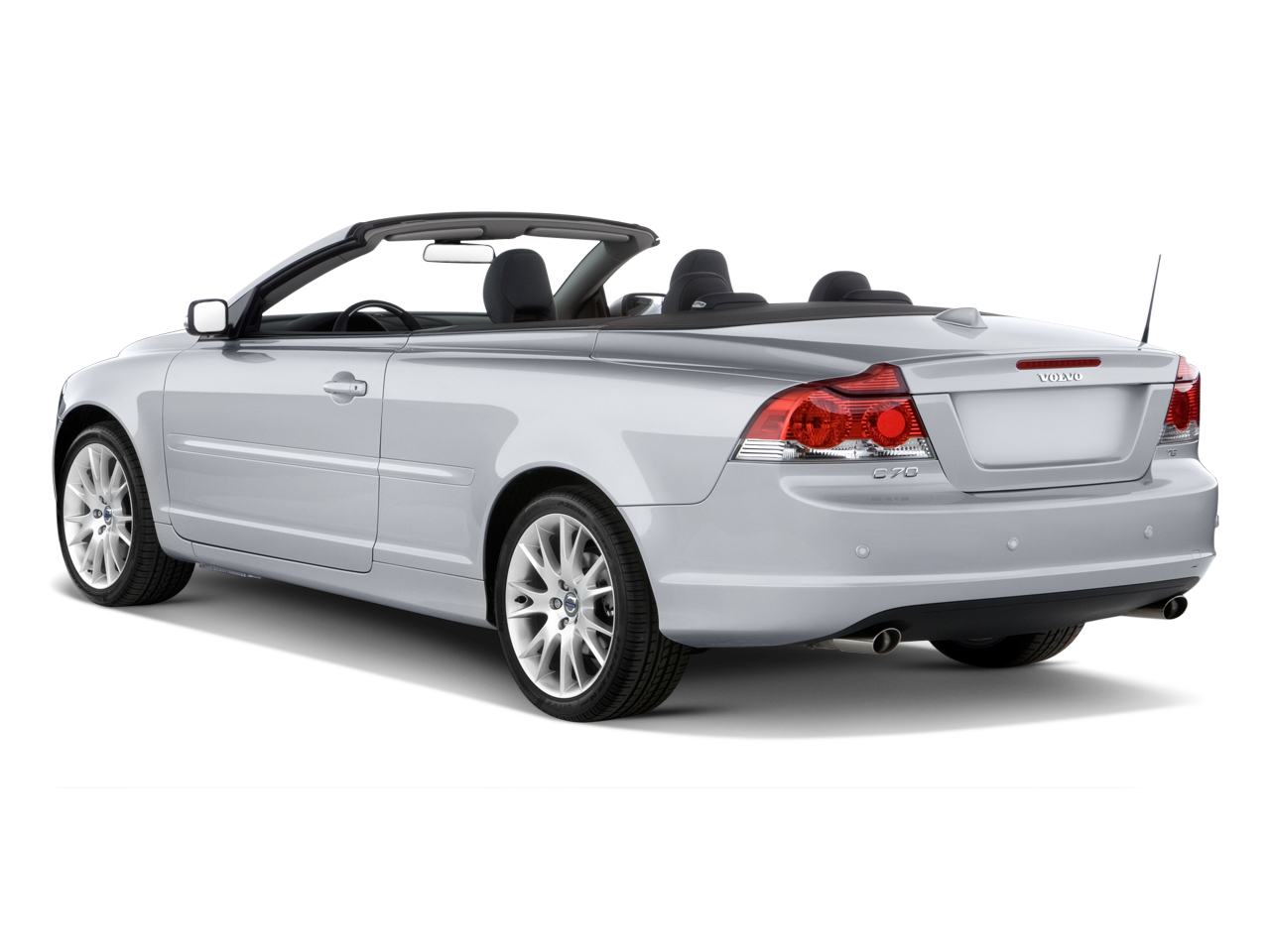 2010 Volvo C70 Will Debut At 2009 Frankfurt Motor Show