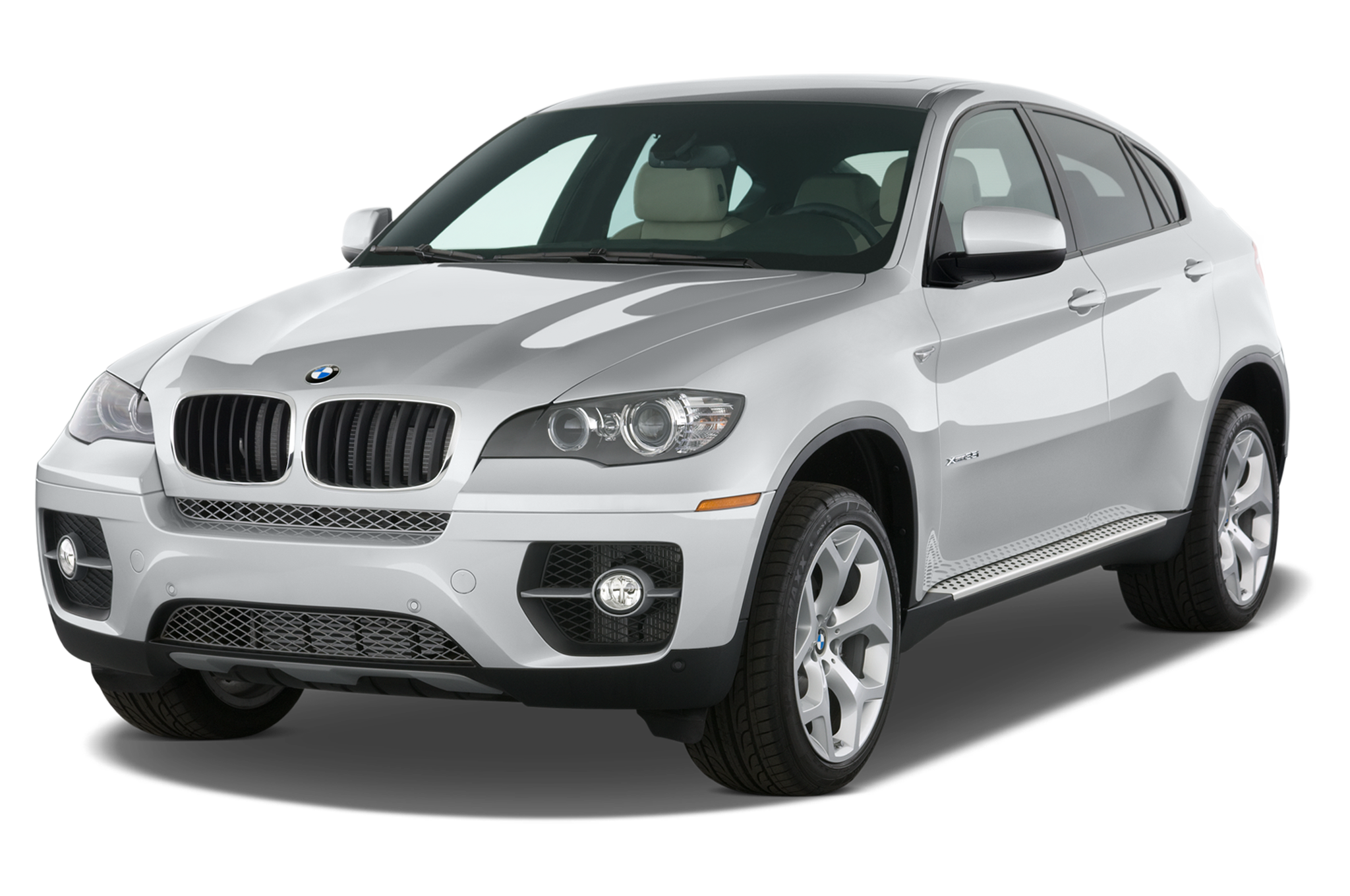 Spotted Is This Bmw X6m Packing A Tri Turbo Diesel
