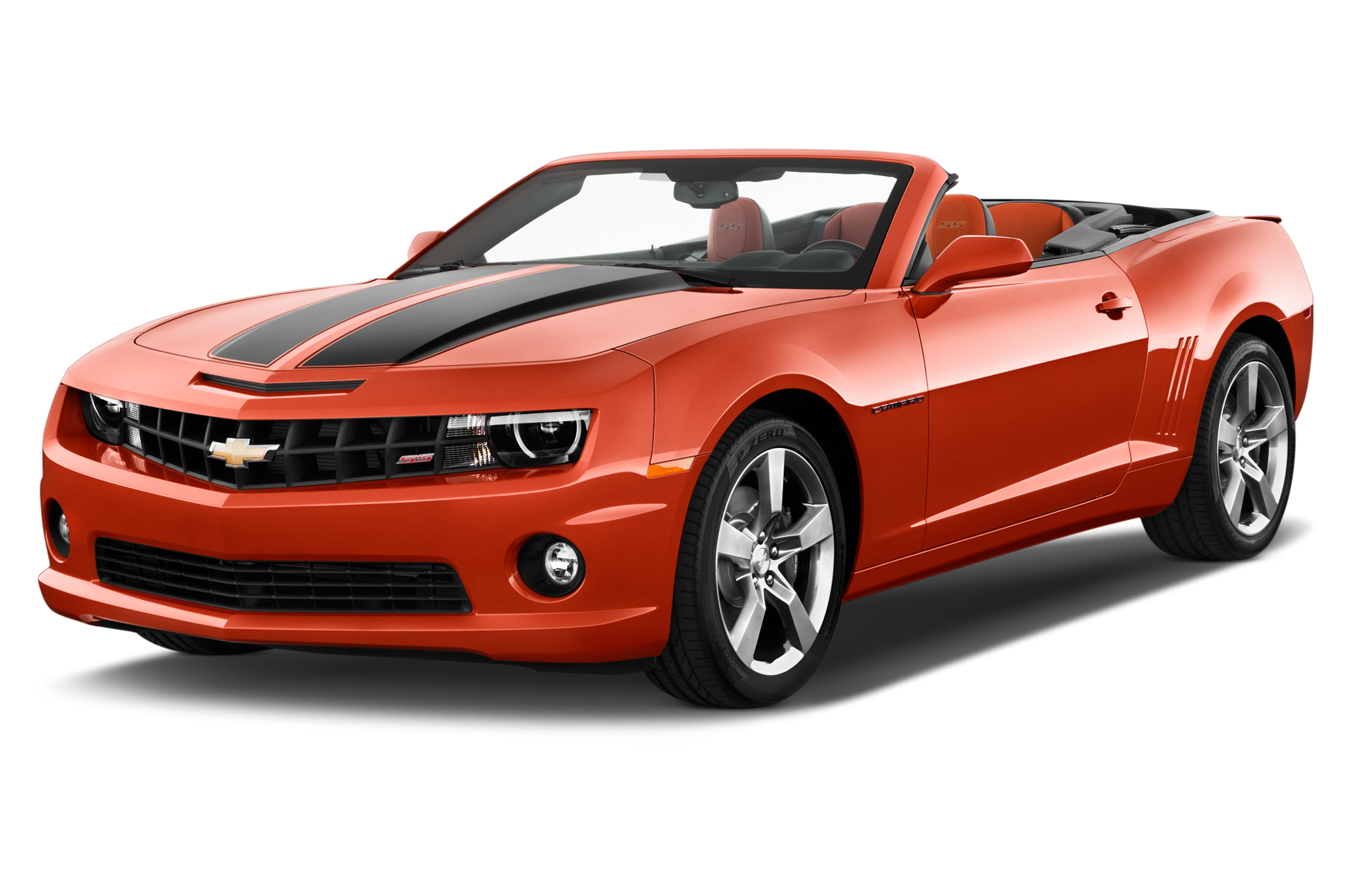 2011 Chevrolet Camaro Ss Convertible Driven Automobile