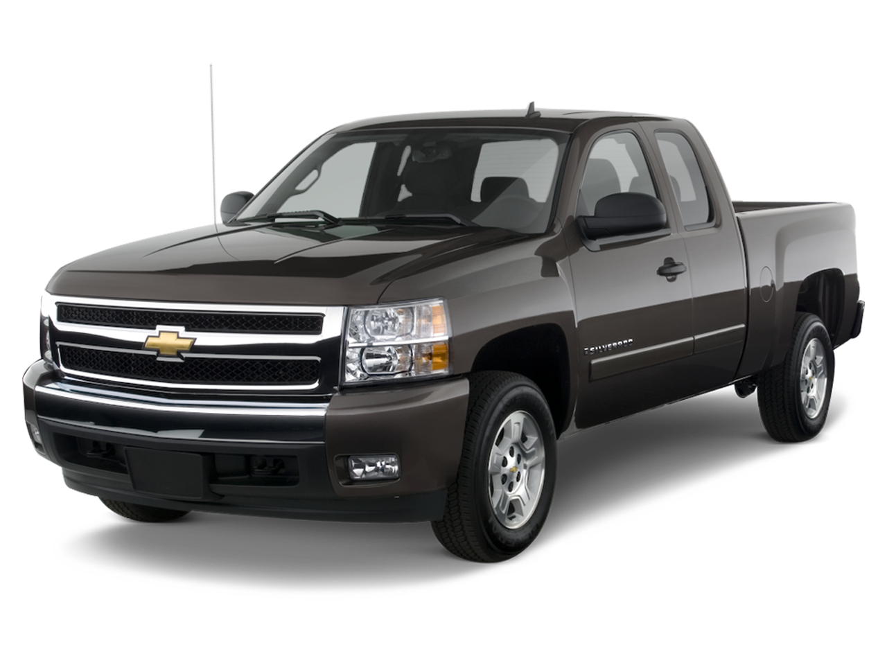2010 chicago chevy shows off silverado hd 75th anniversary suburban. Black Bedroom Furniture Sets. Home Design Ideas