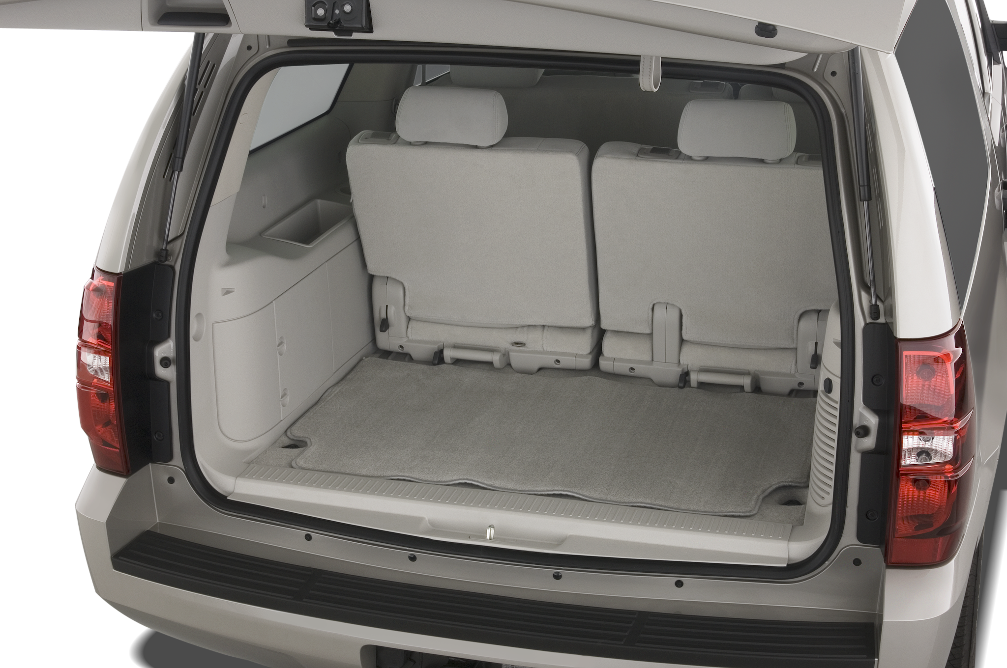 Chevrolet 39 s new marketing mantra chevy runs deep - Small suv cargo space comparison collection ...