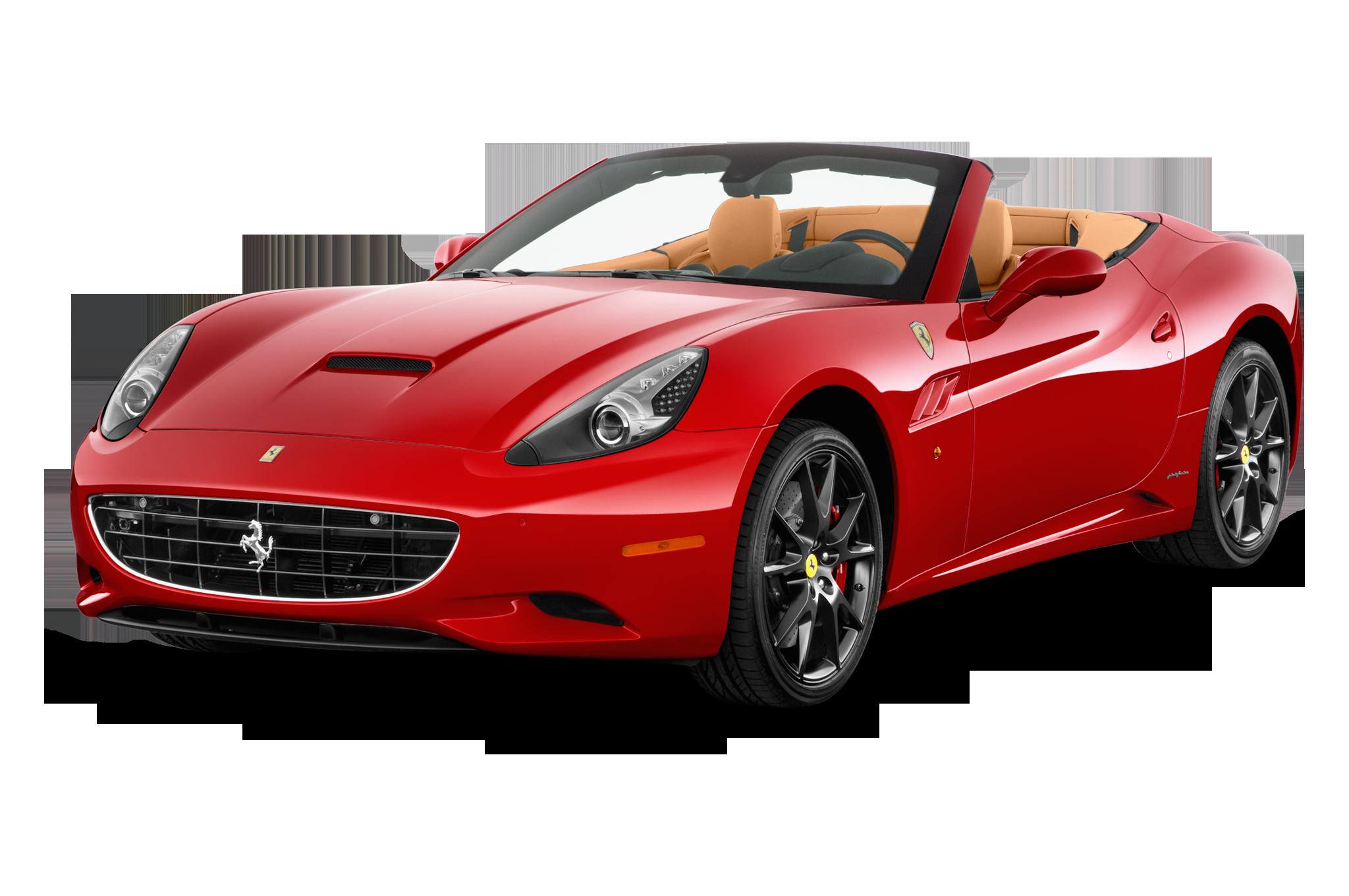Revamped Ferrari California To Debut At 2012 Geneva Motor Show