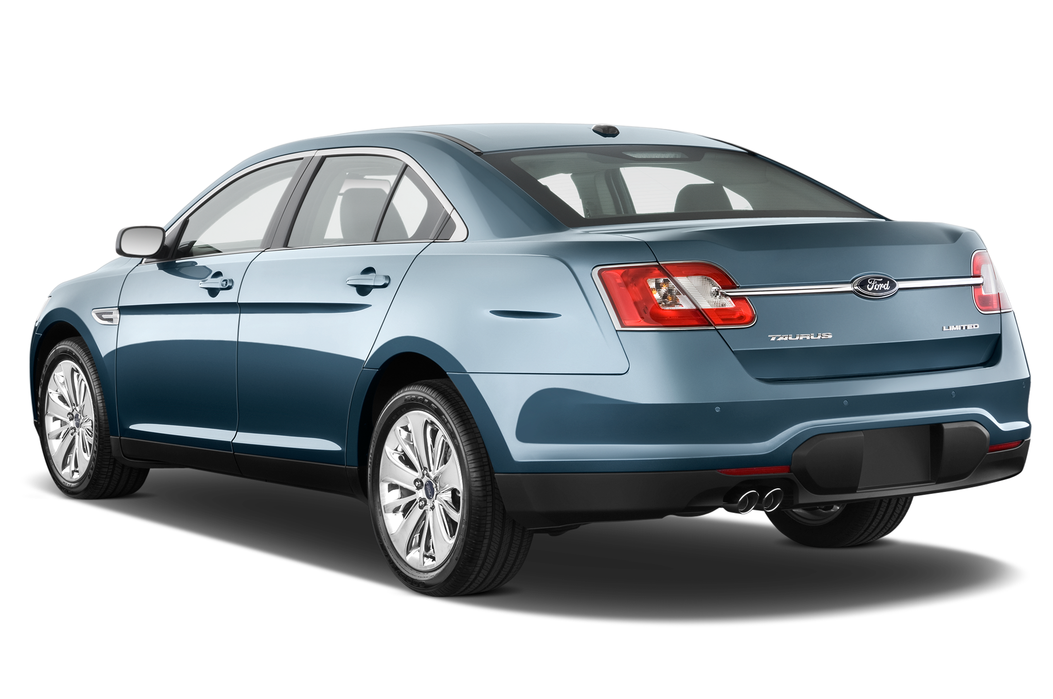2011 Ford Taurus Limited Automobile Magazine