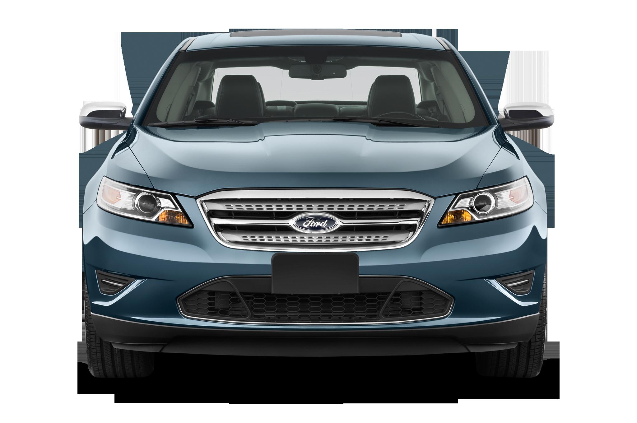 2011 Ford Taurus Limited Automobile Magazine