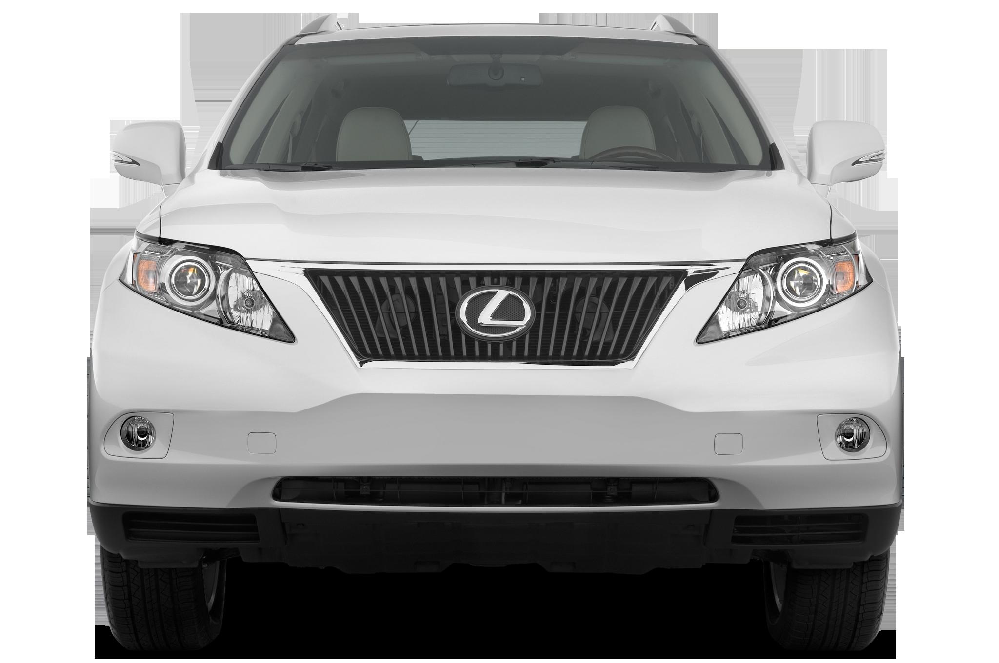 2011 Lexus RX 350 AWD - Editors' Notebook - Automobile ...