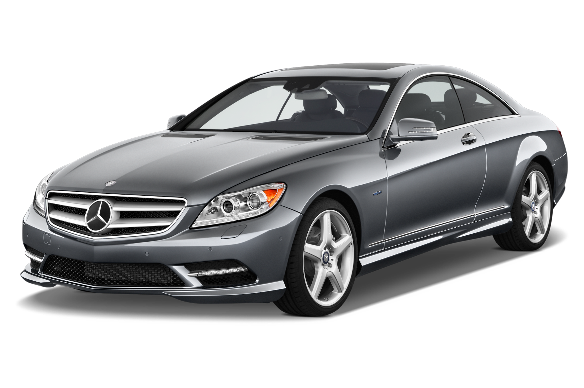 2011 mercedes benz cl550 4matic first look automobile for Mercedes benz cl550