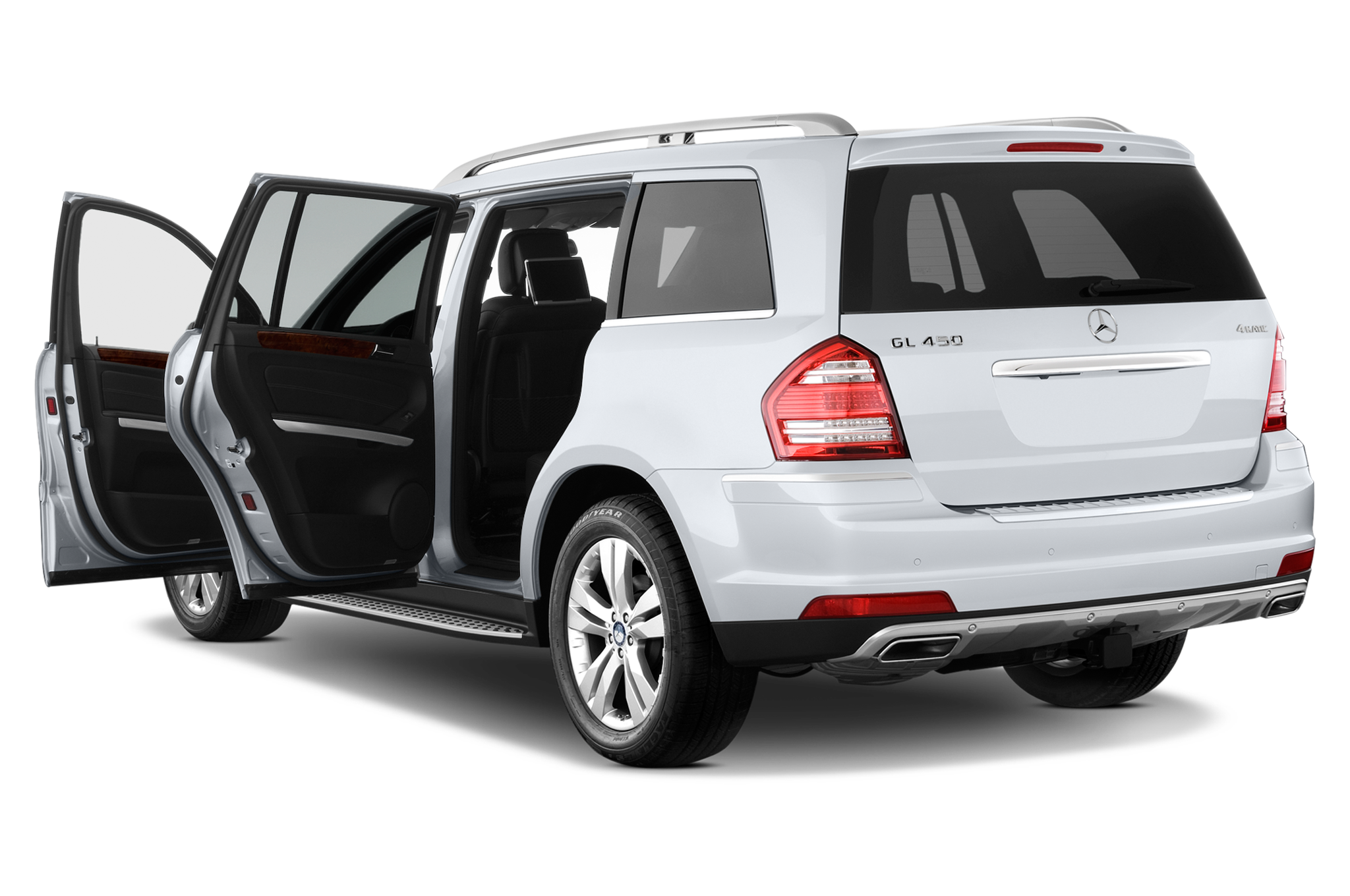 Grand exit mercedes benz introduces gl class grand for Mercedes benz europe
