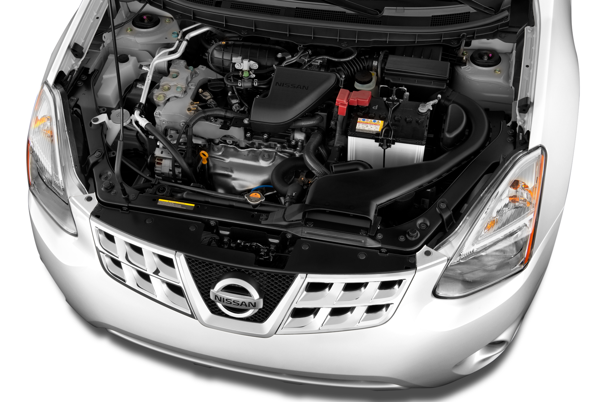 2011 nissan rogue sv automobile magazine for Nissan motor finance login