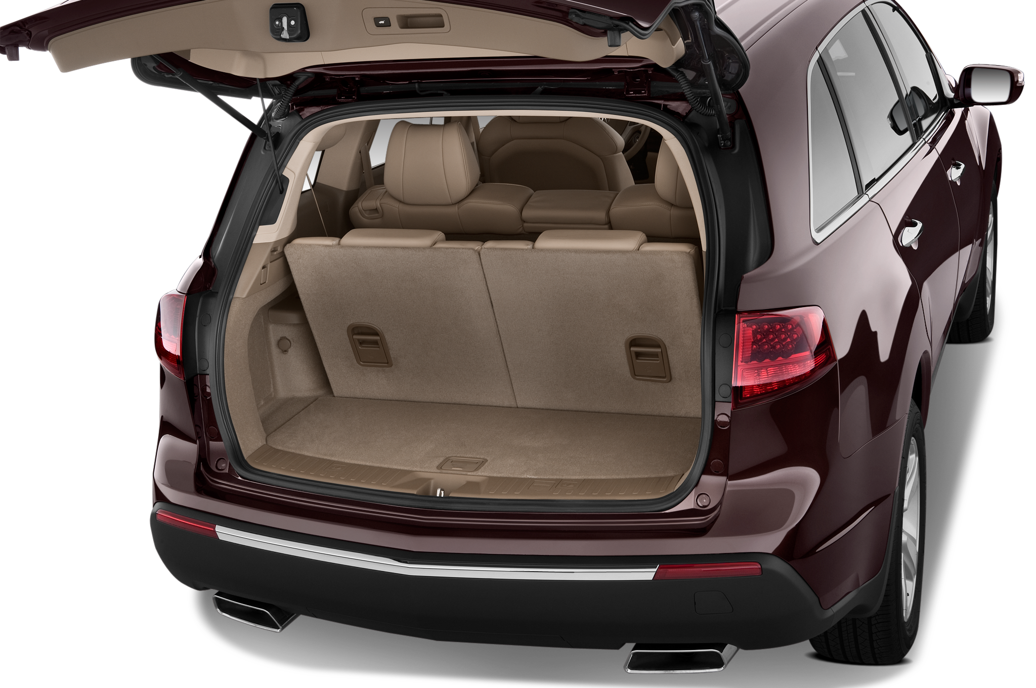 spotted next generation acura mdx takes shape. Black Bedroom Furniture Sets. Home Design Ideas