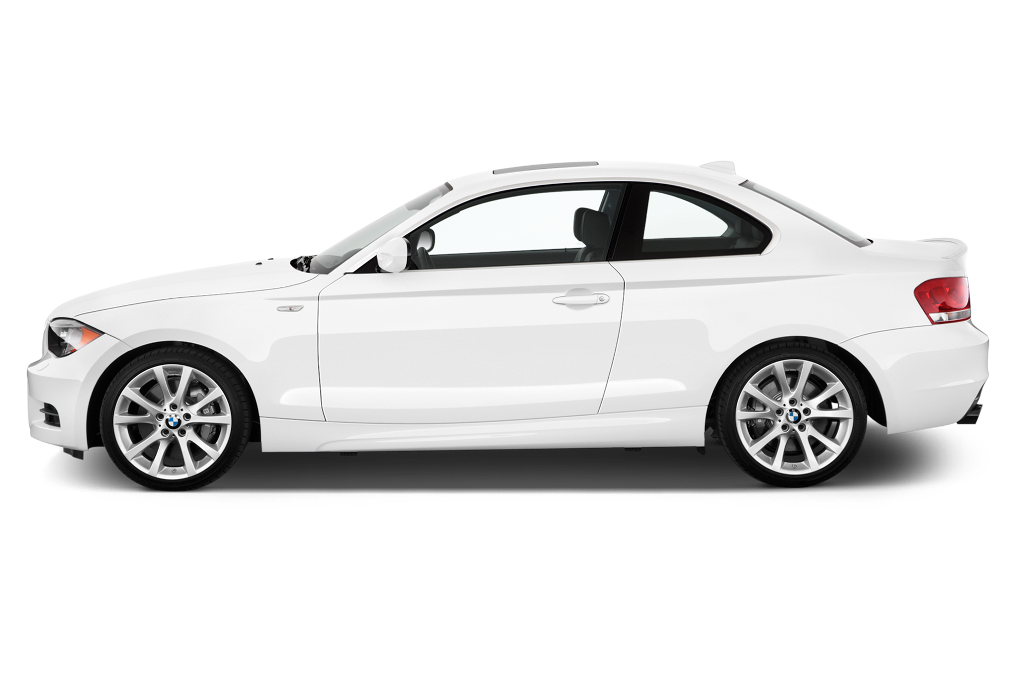 2012 BMW 1 Series Coupe, Convertible Gain Light Changes