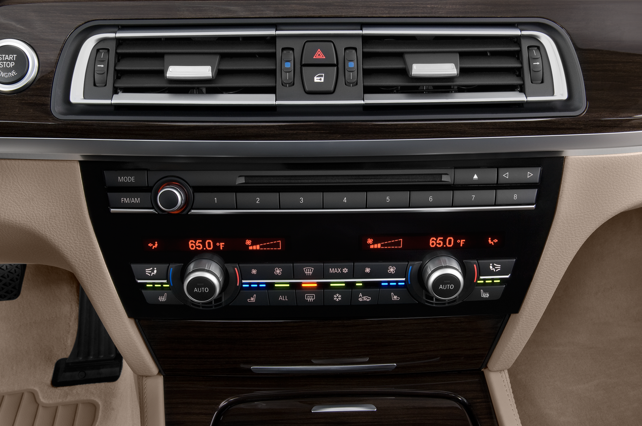 BMW Announces 2013 Alpina B7 Starts at $127 600 #604C3F