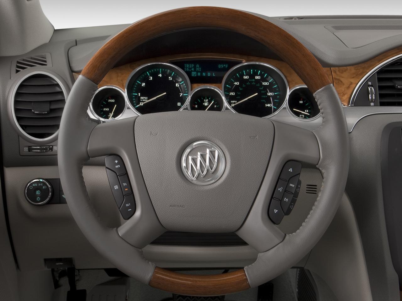 Sneak peek 2013 buick enclave interior - Buick enclave choccachino interior ...