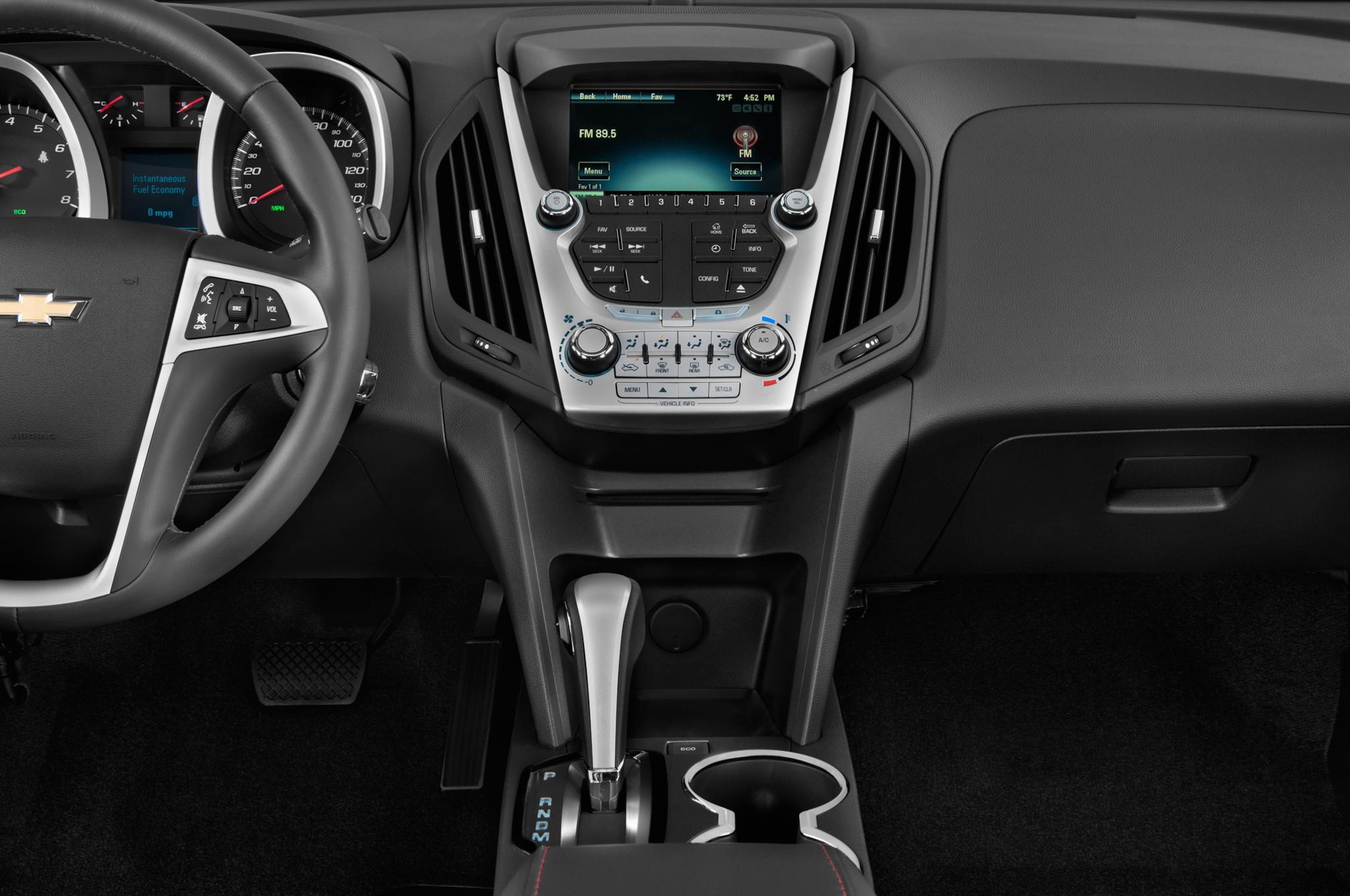 2012 Chevrolet Equinox LTZ - Editors' Notebook ...