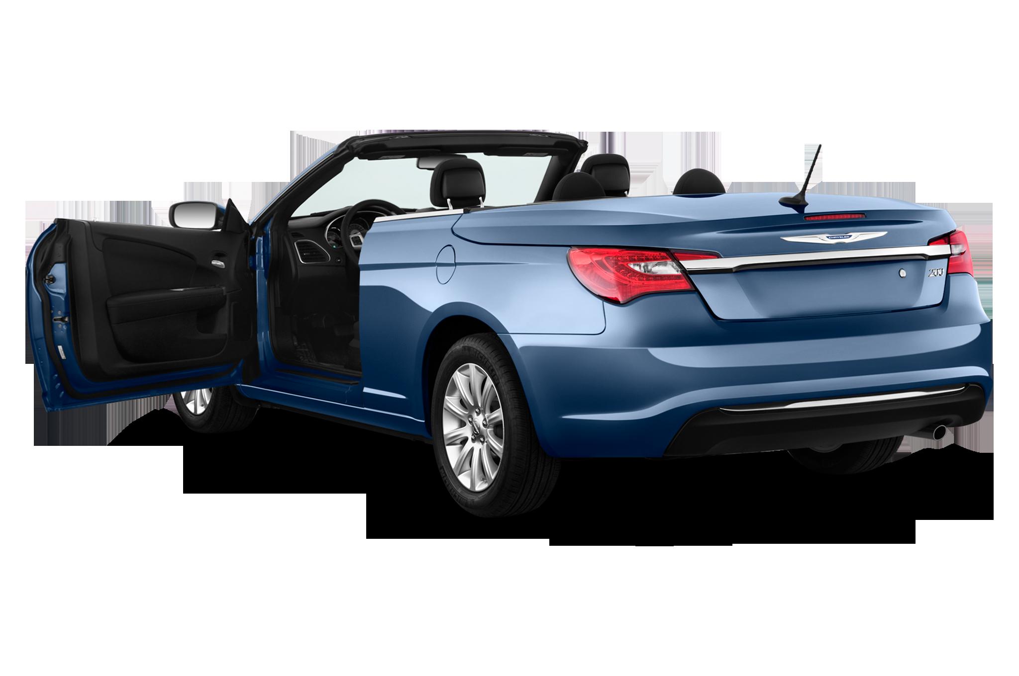 2012 chrysler 200 convertible touring doors