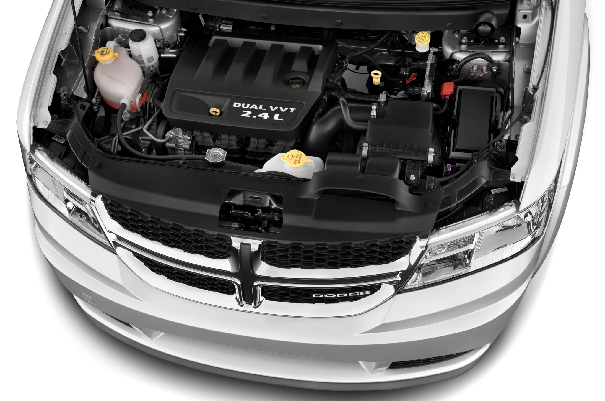 2012 Dodge Journey SXT Now Available with Four-Cylinder Engine