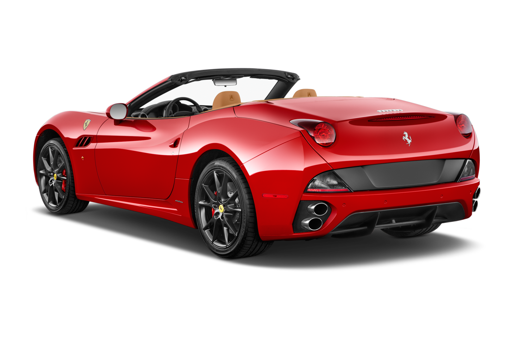 That Few? Only Two Ferrari Californias Sold With Manual