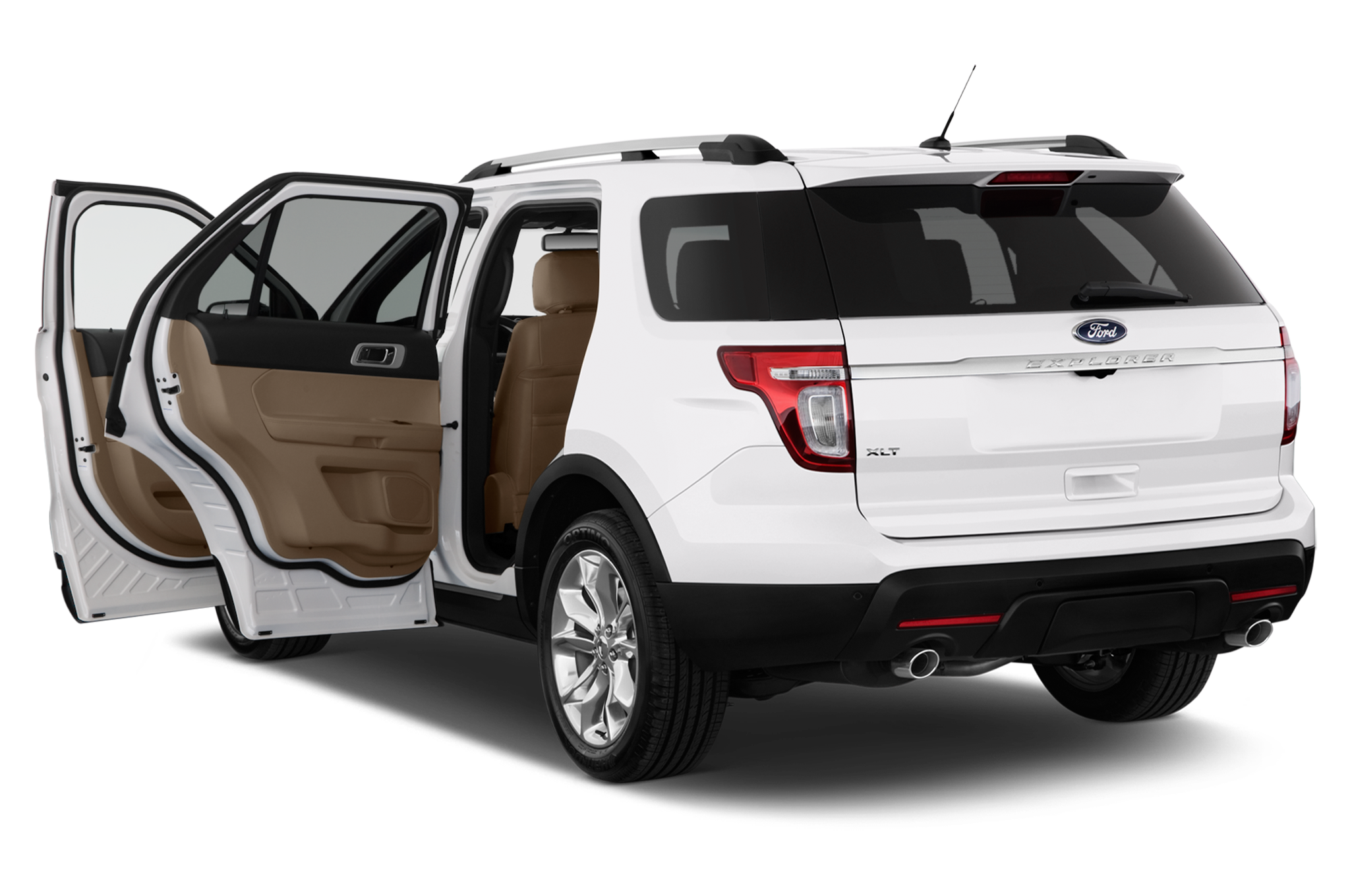 2012 ford explorer xlt suv doors first drive ford explorer and 2012 ford edge ecoboost automobile  at aneh.co