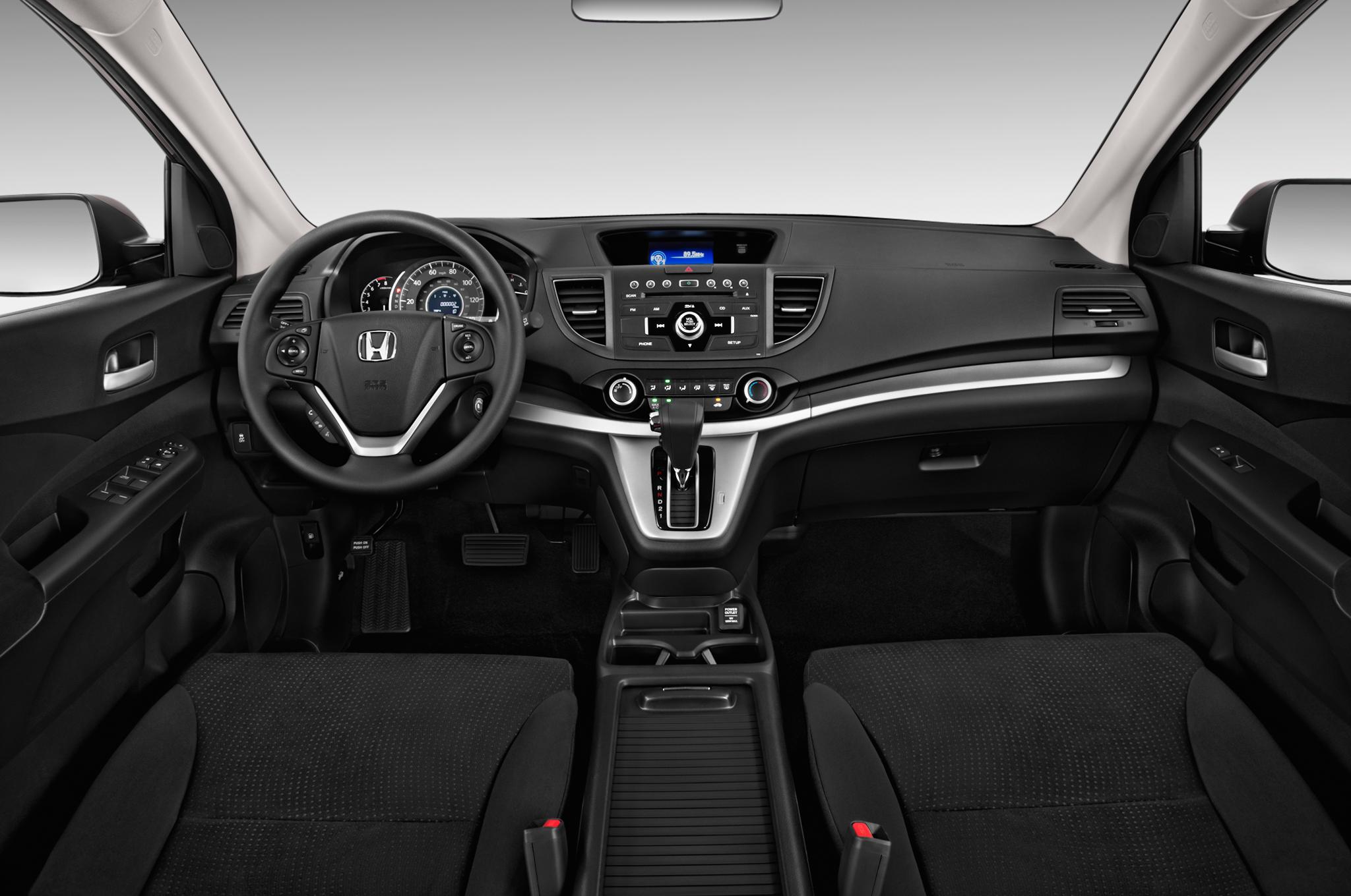 2012 honda cr v ex l w navigation editors 39 notebook for Honda crv ex lease