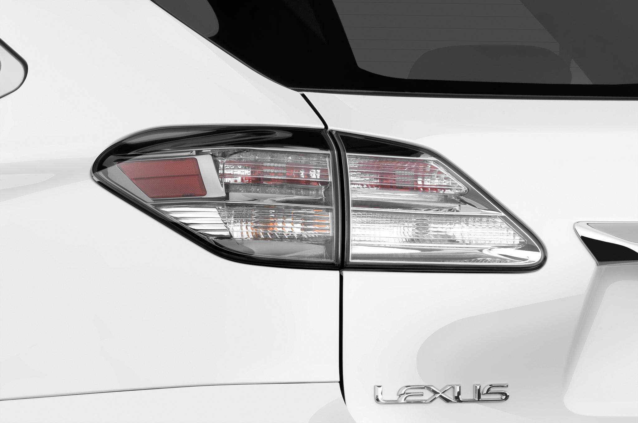 specs lexus information pictures rx