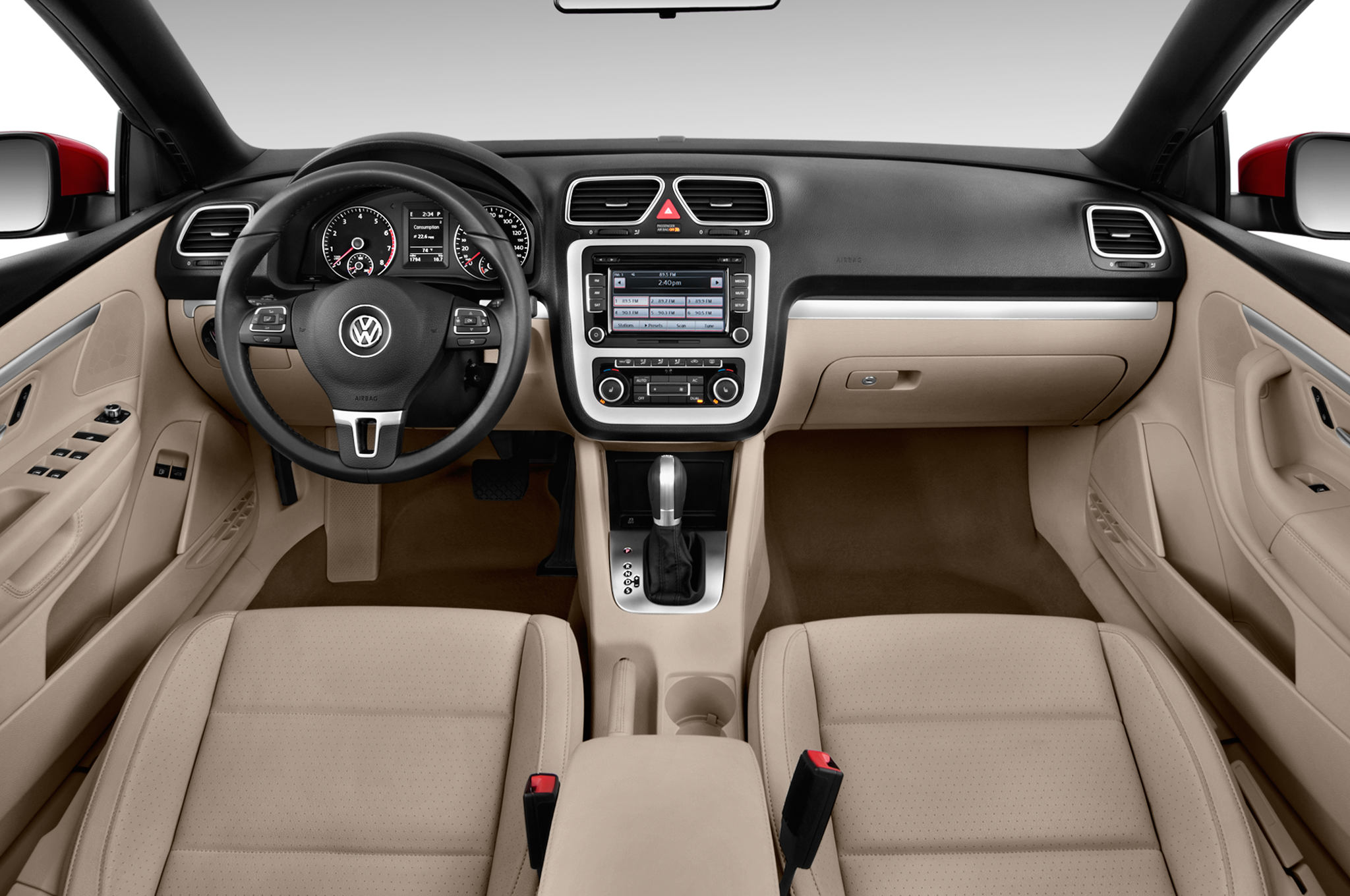 2012 Volkswagen Eos Komfort - Editors' Notebook - Automobile Magazine