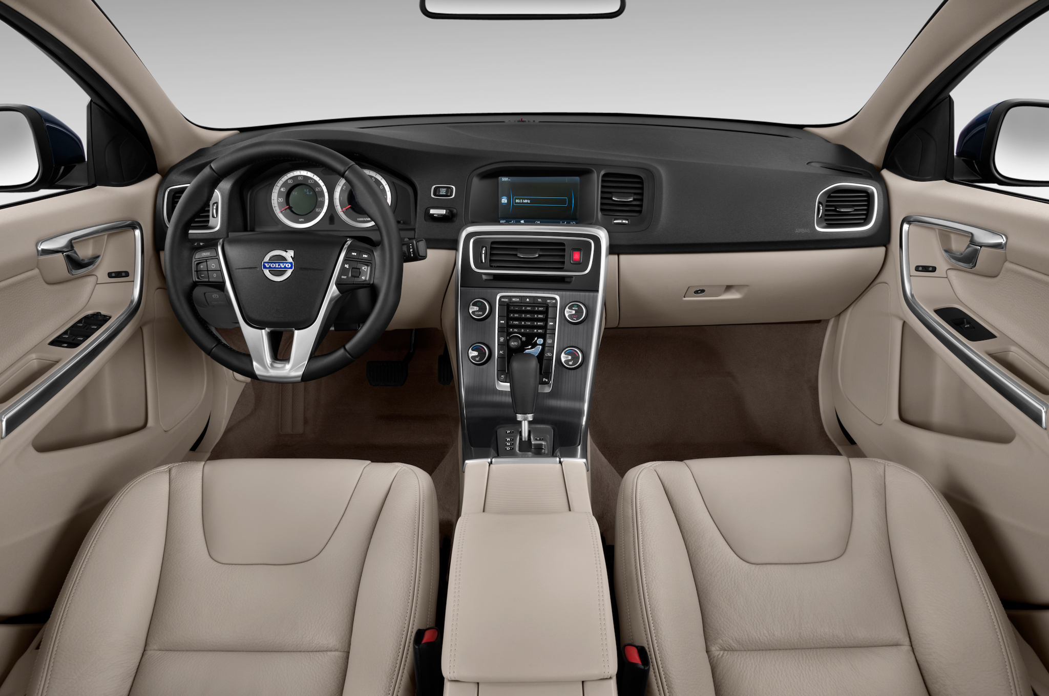 2013 volvo s60 gains new standard features starts at 32 645. Black Bedroom Furniture Sets. Home Design Ideas