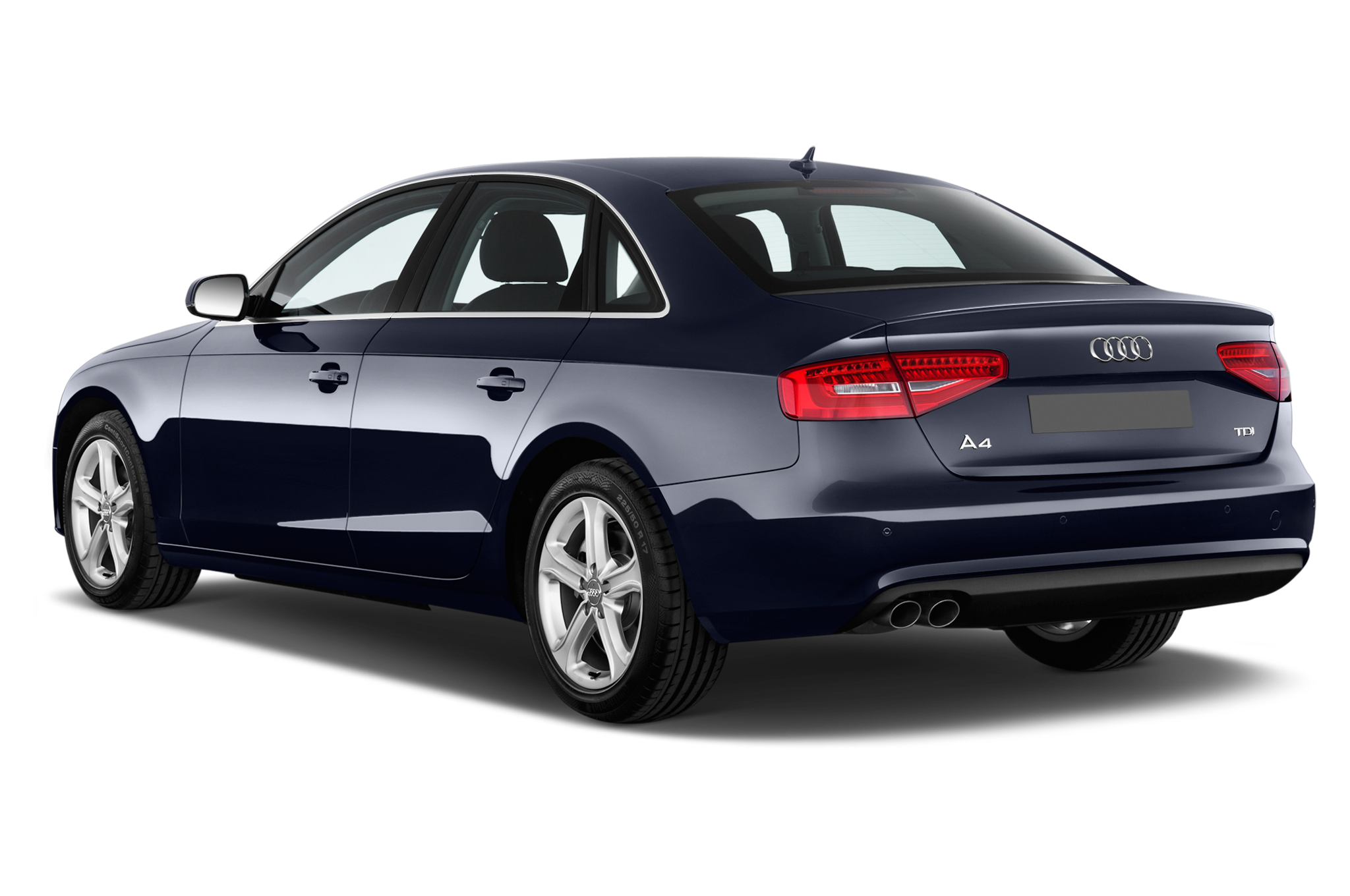 2013 Audi A4 Premium Plus Editors Notebook Automobile